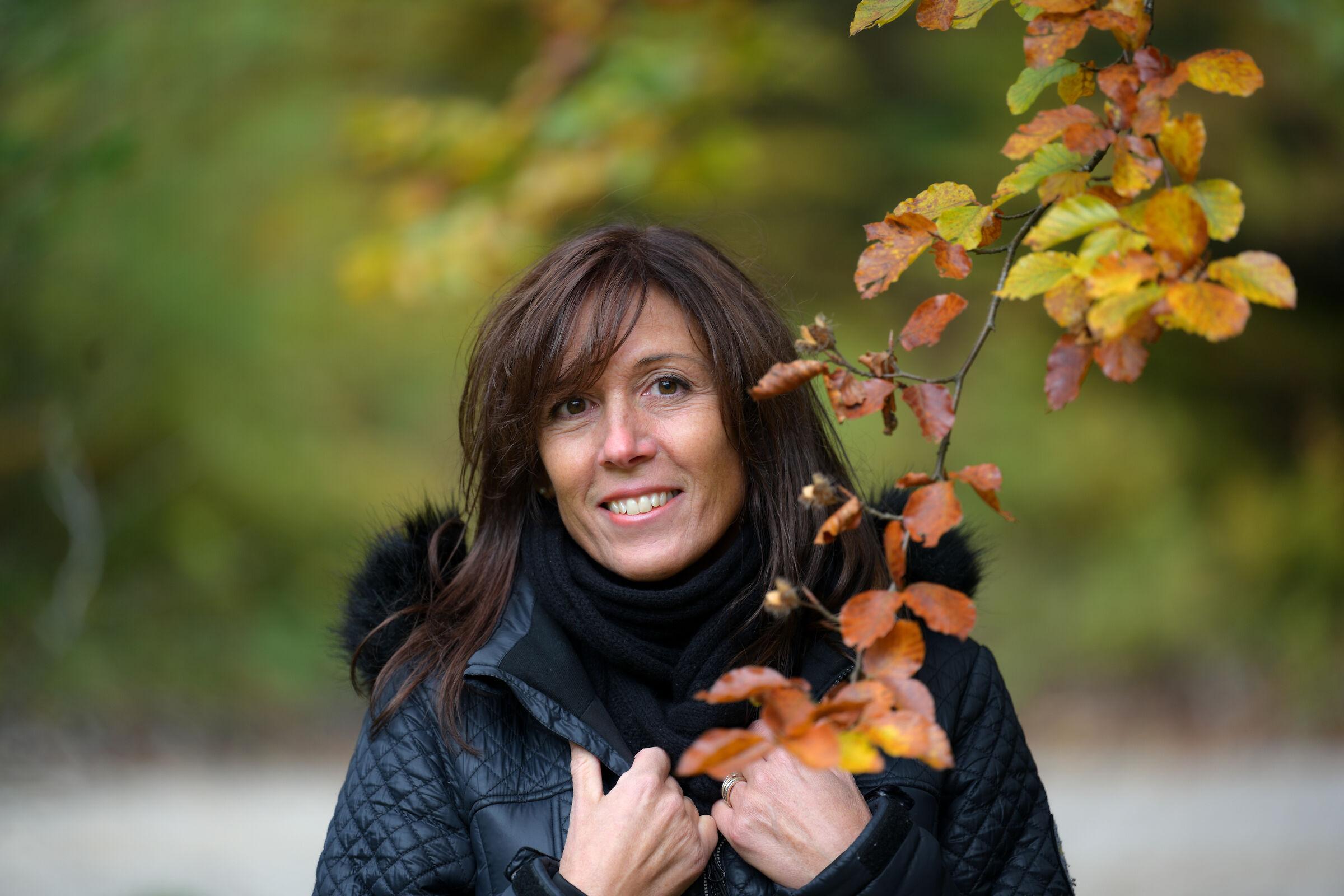 Smiling Autumn...