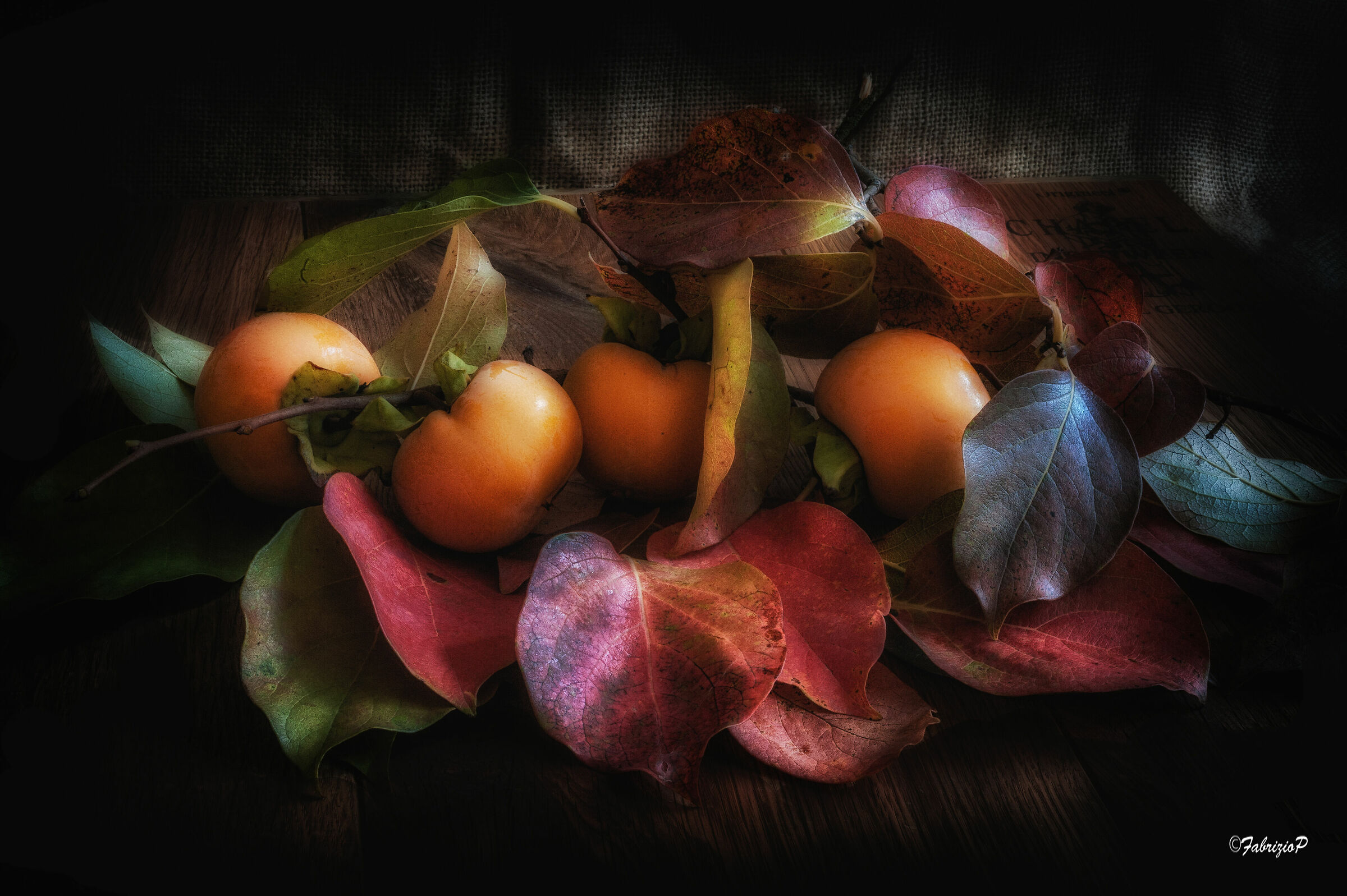 The fruits of autumn ...