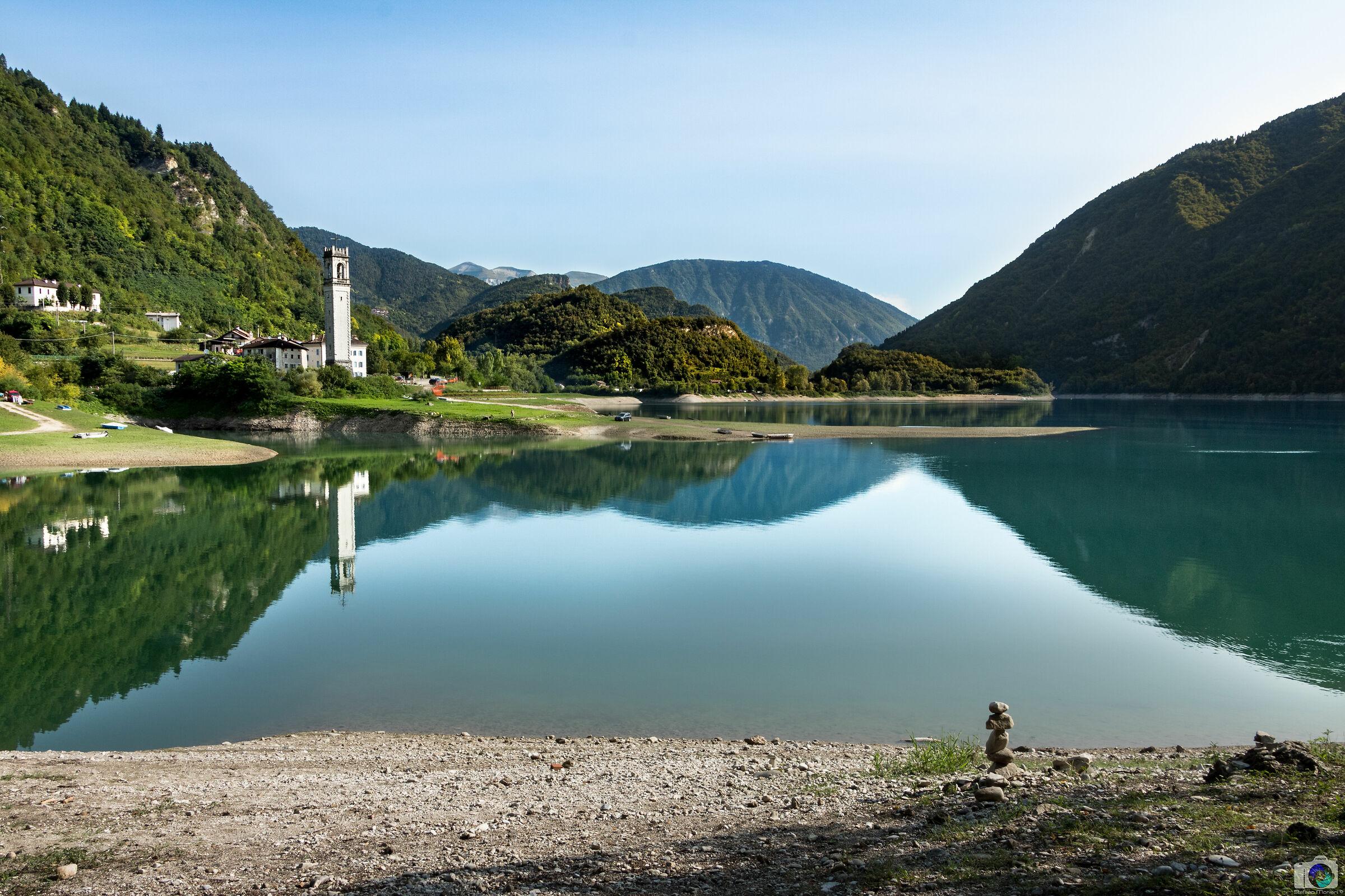 Lago del corlo...