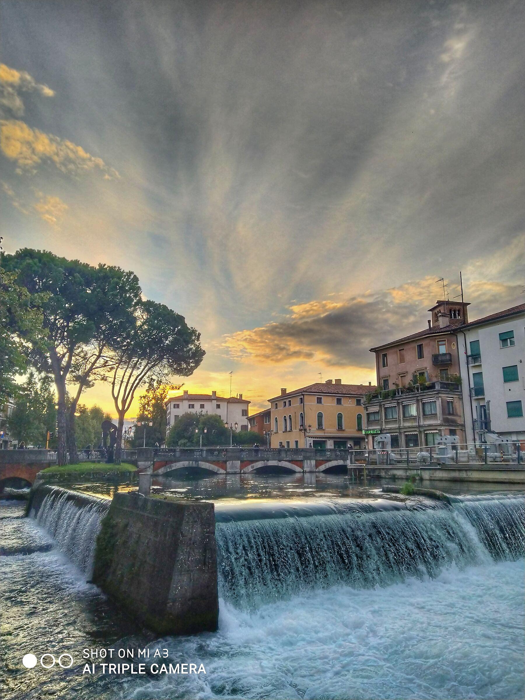 Corners of Treviso. ...