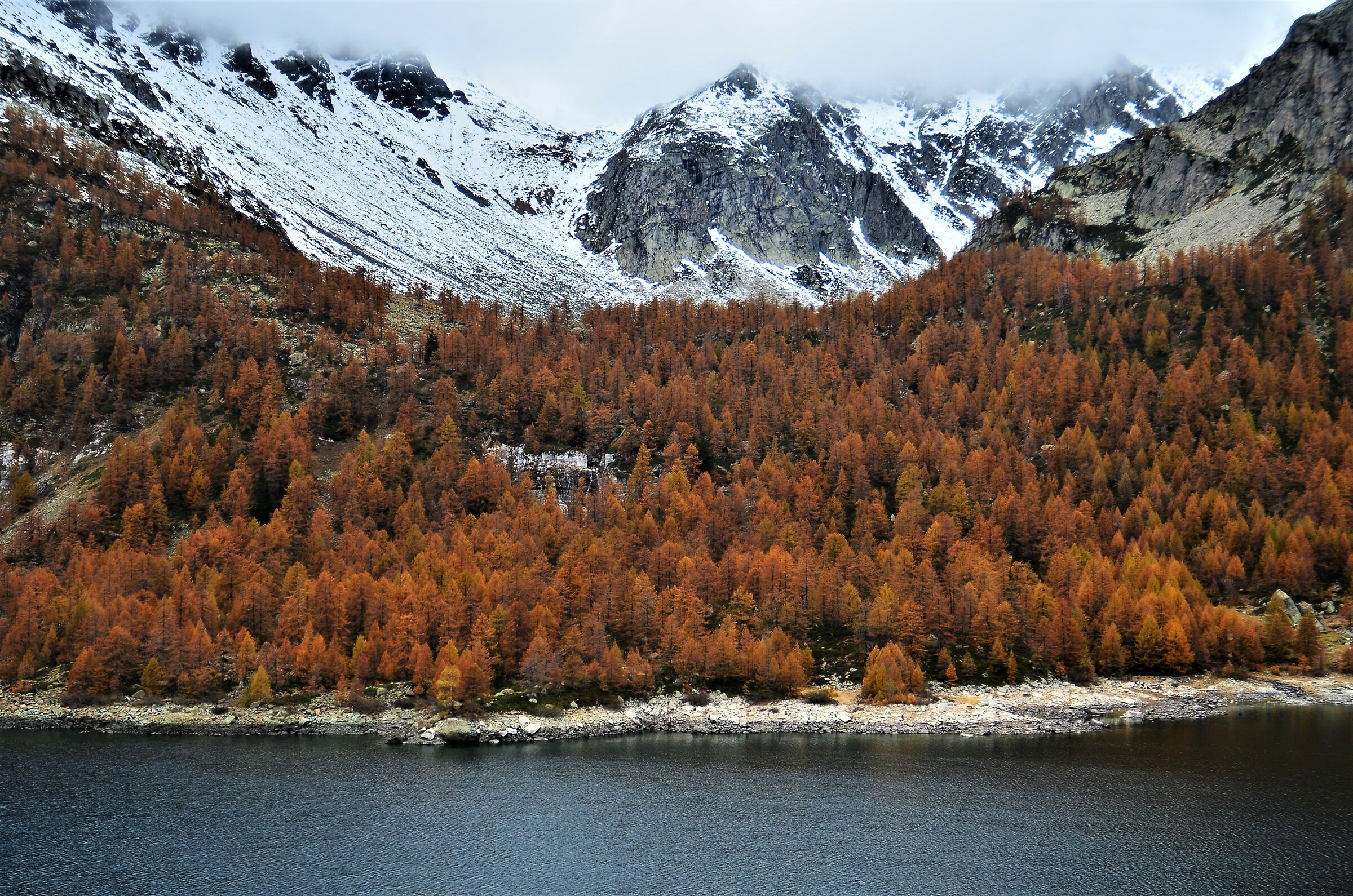 Lago di Devero...