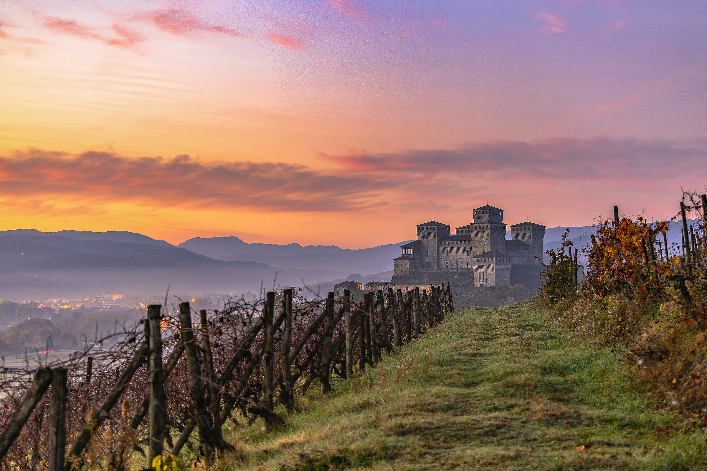 Torrechiara Castle (PR)...