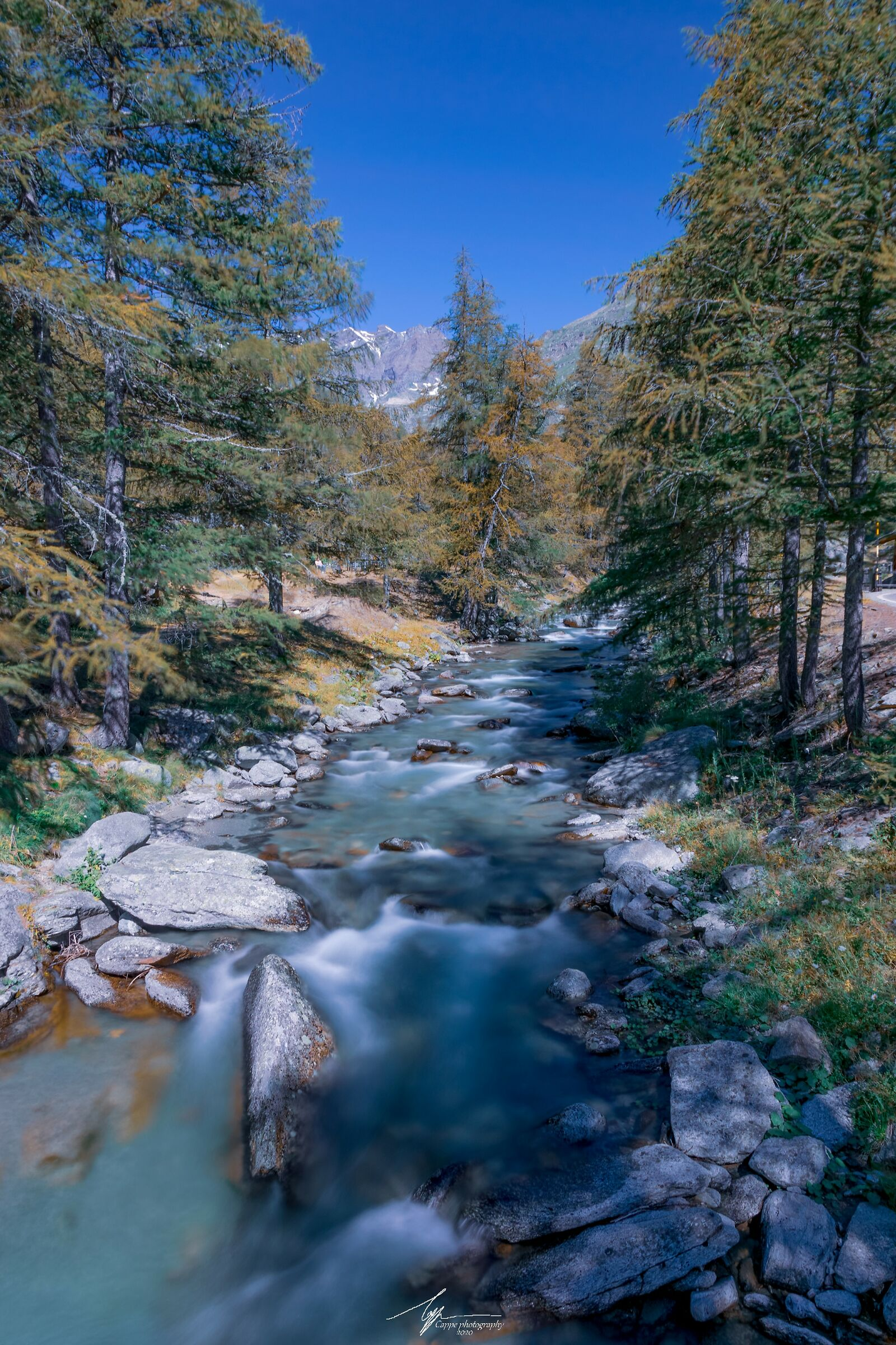 Orc Stream in Ceresole Reale...