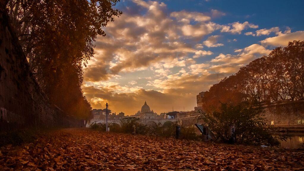 Autumn in Rome 2...