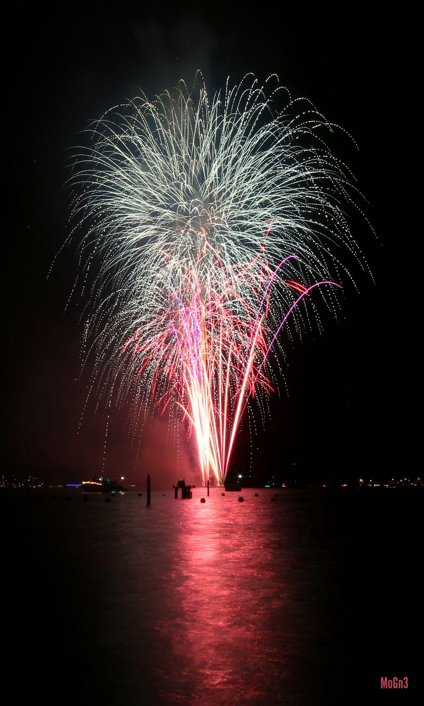 Sarnic fireworks...