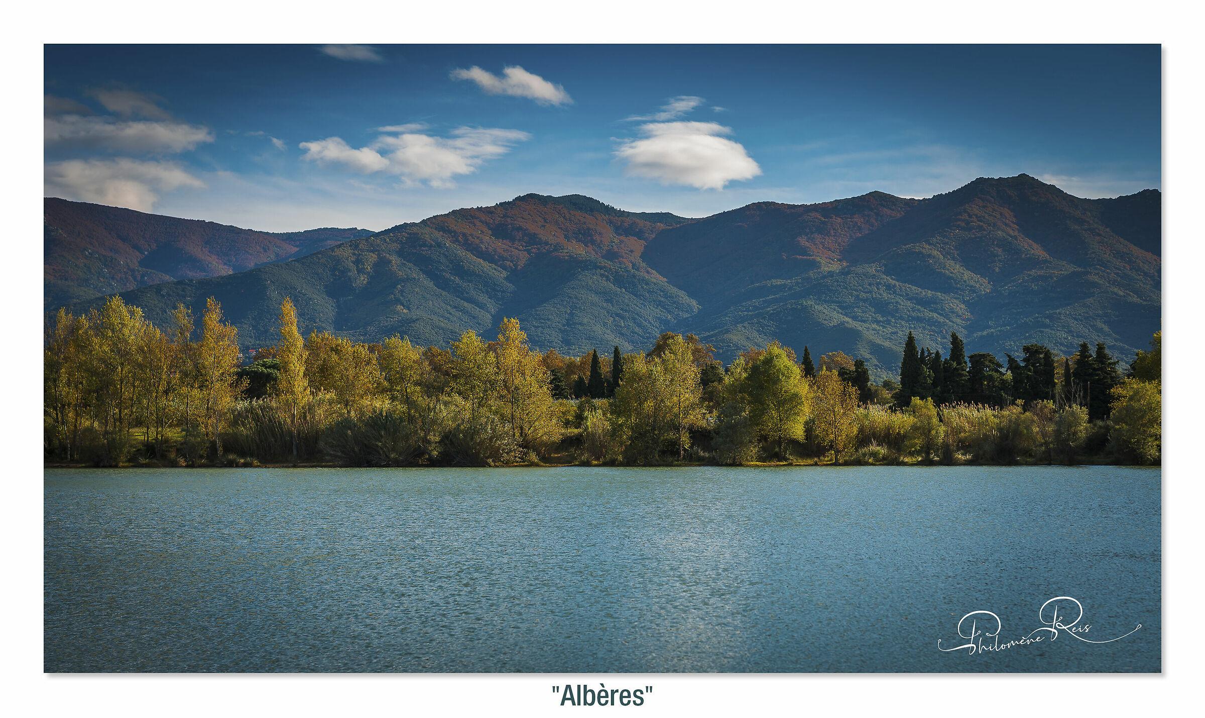 Montagna dei Pirenei...