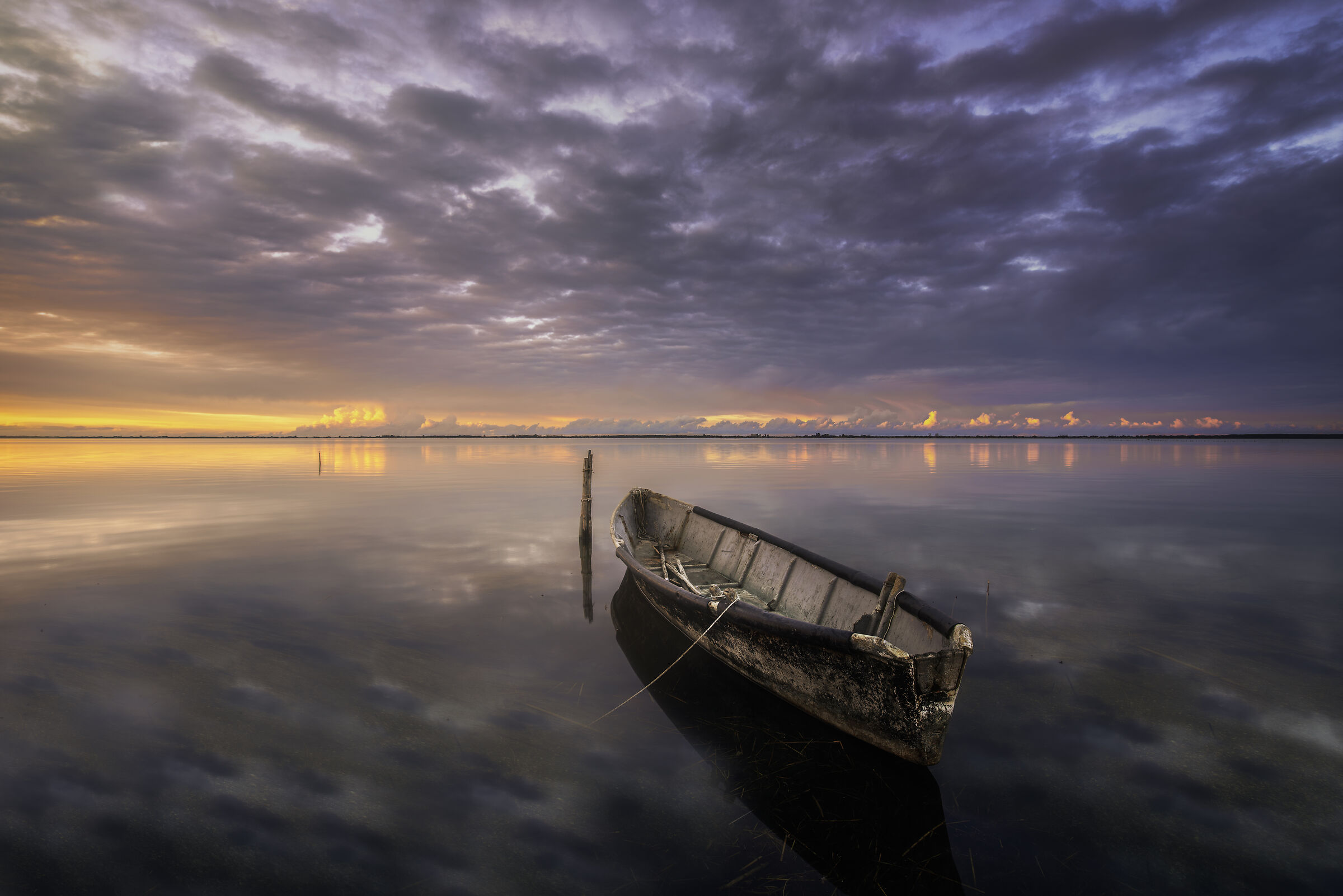 The quiet after the storm - Lesina...