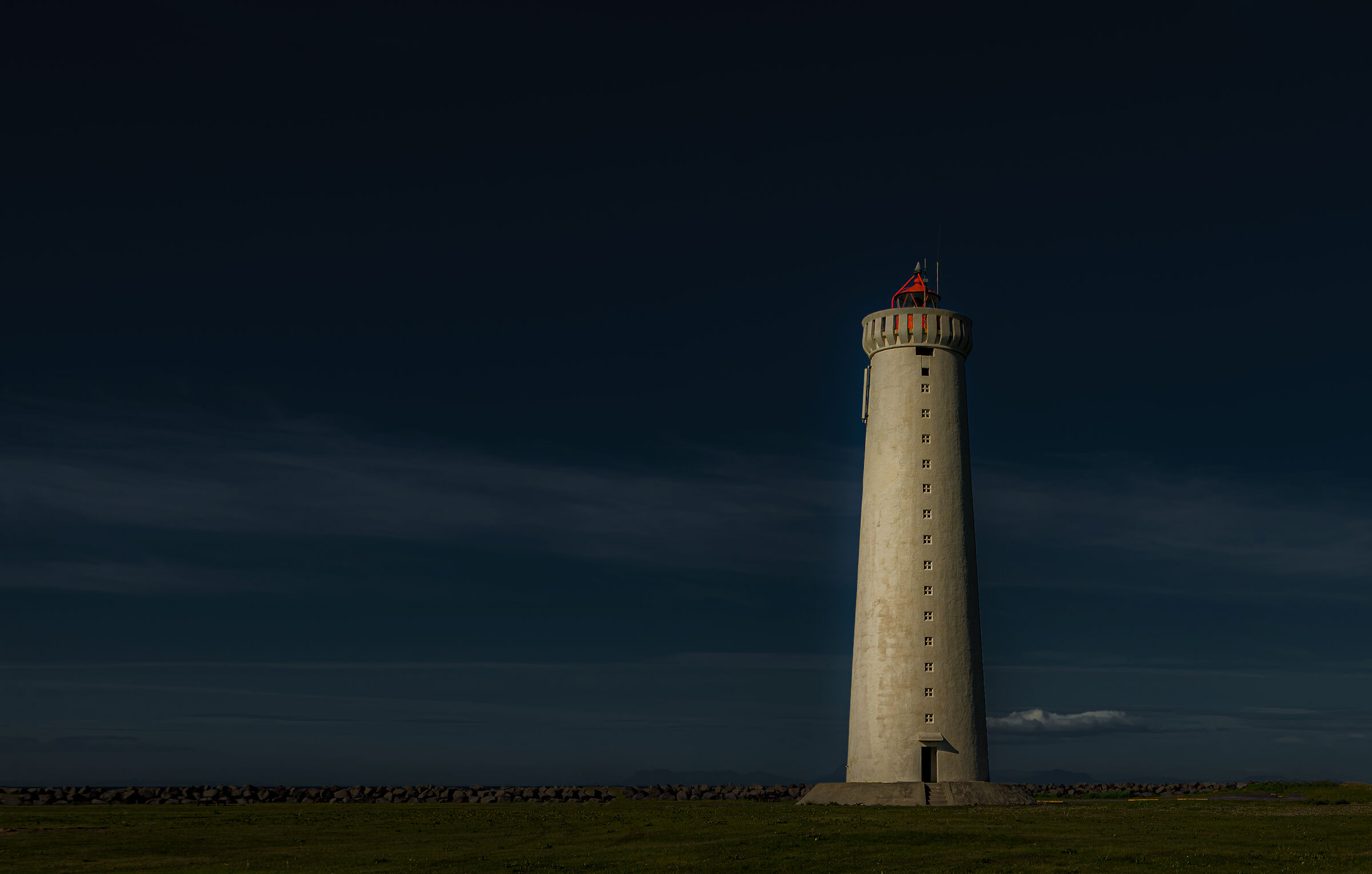 The Lighthouse...