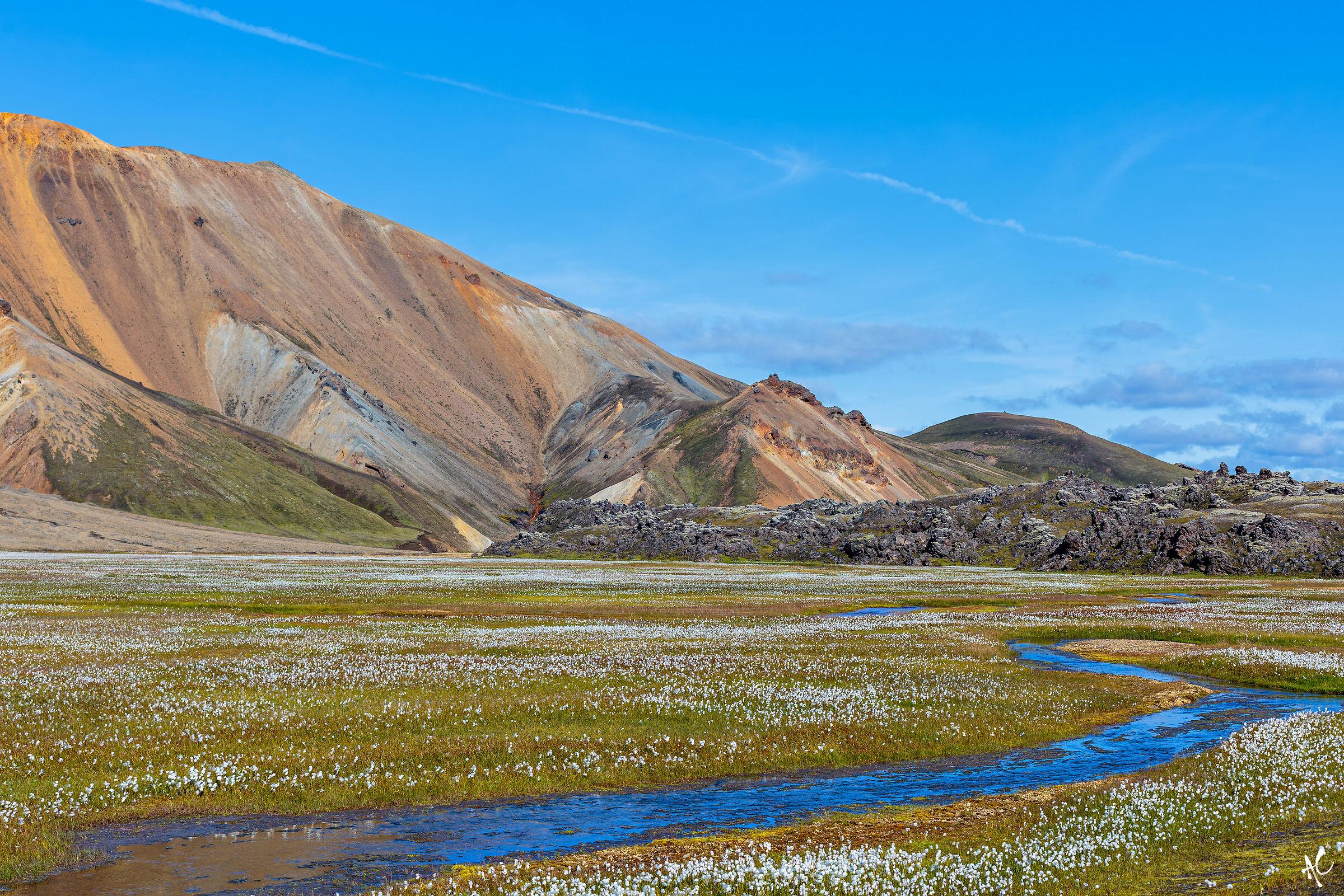 Landmannalaugar, Islanda...