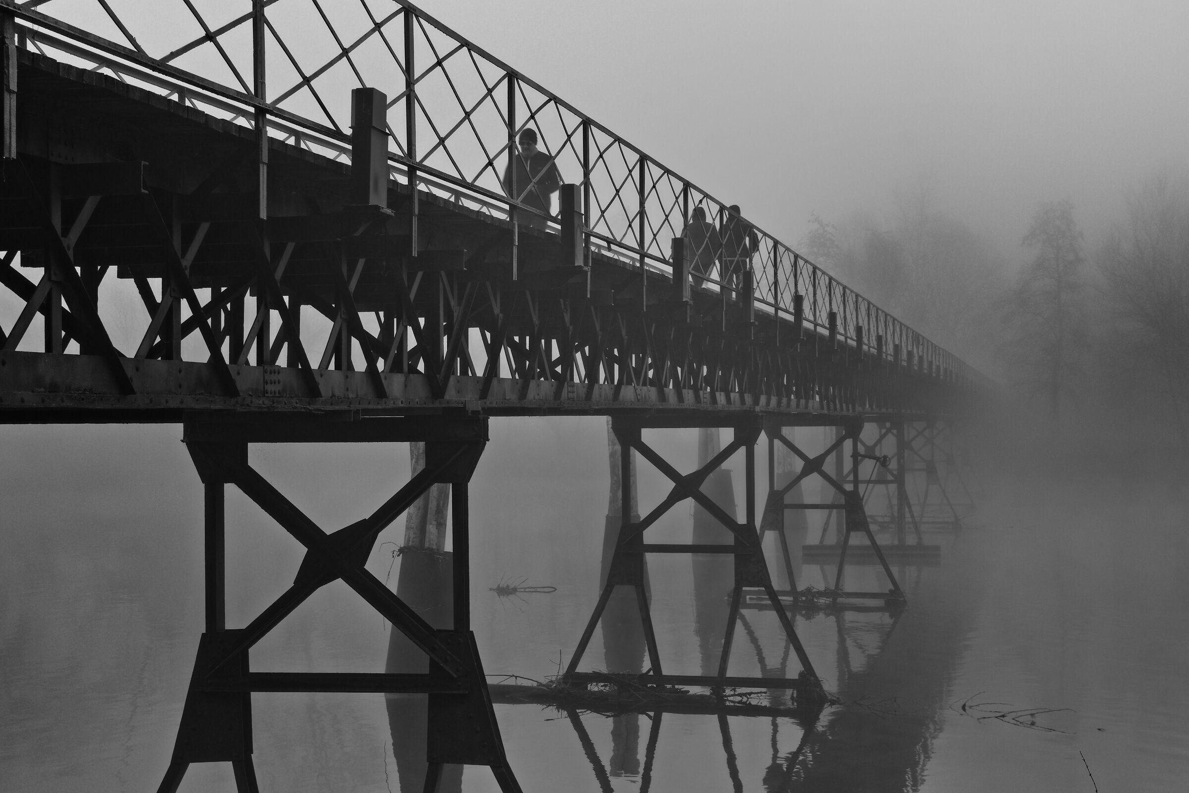 Nebbia in Zona Gialla...