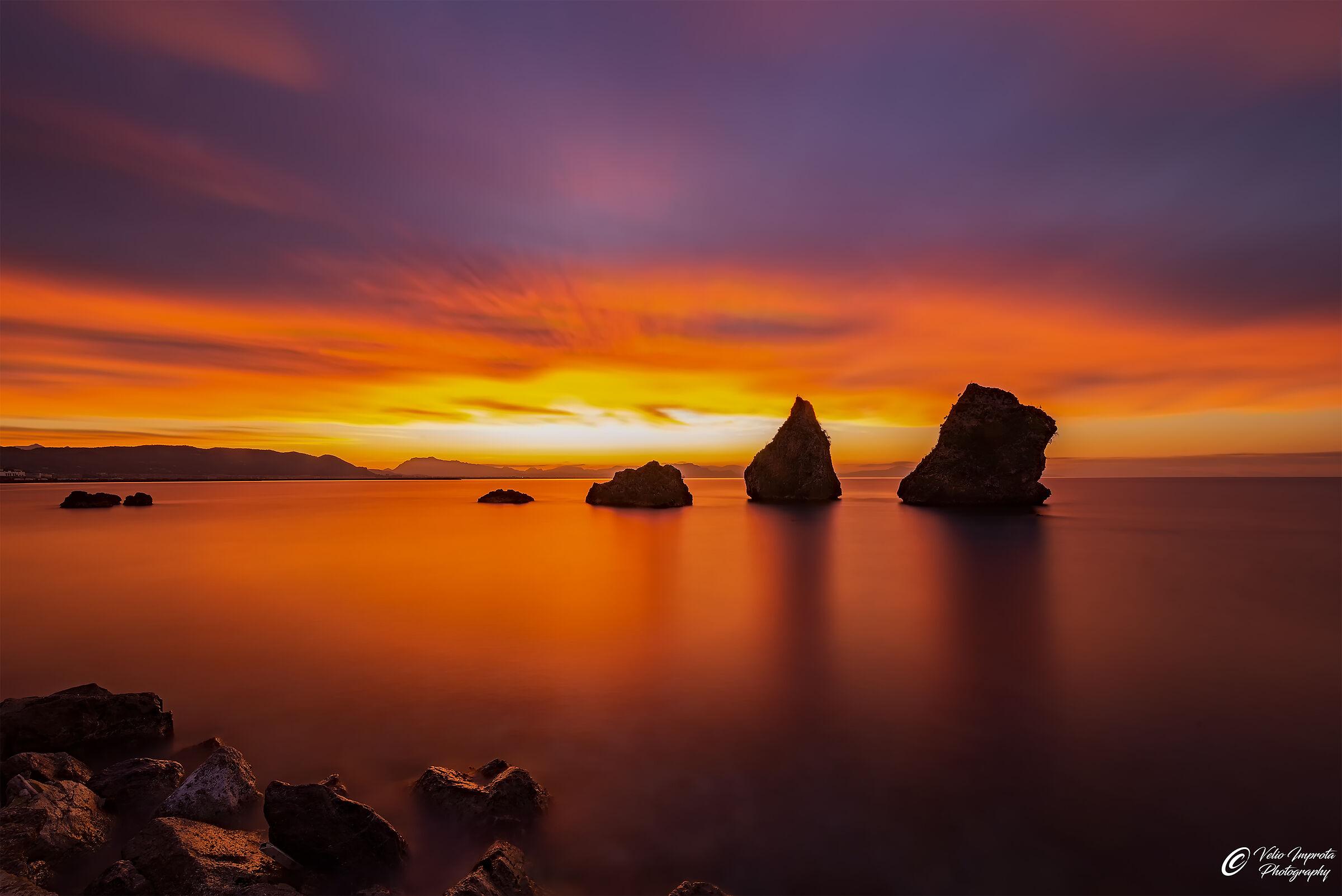 The Warm Light of Dawn...