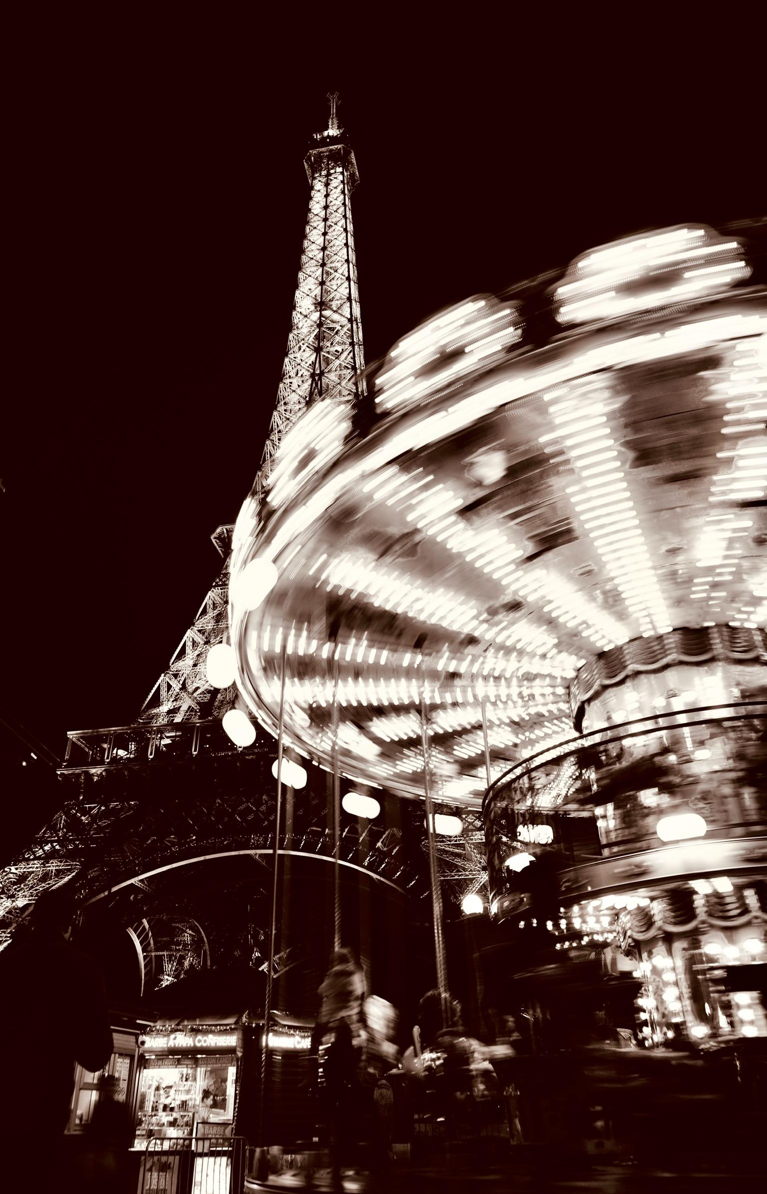 Carousel de nuit ...