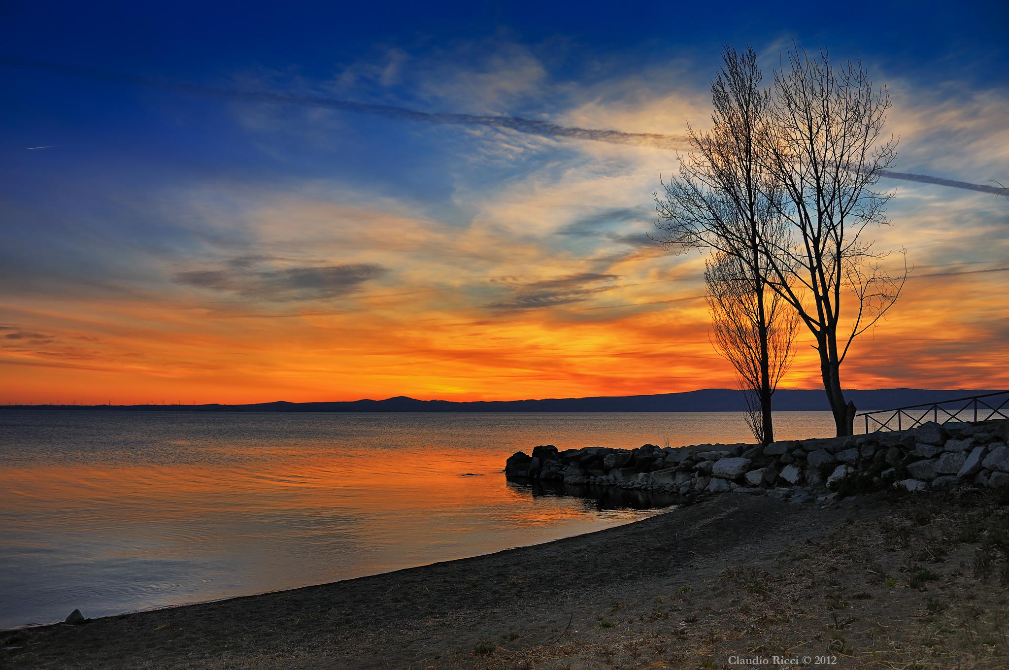 Lakefront, Bolsena (Vt)...