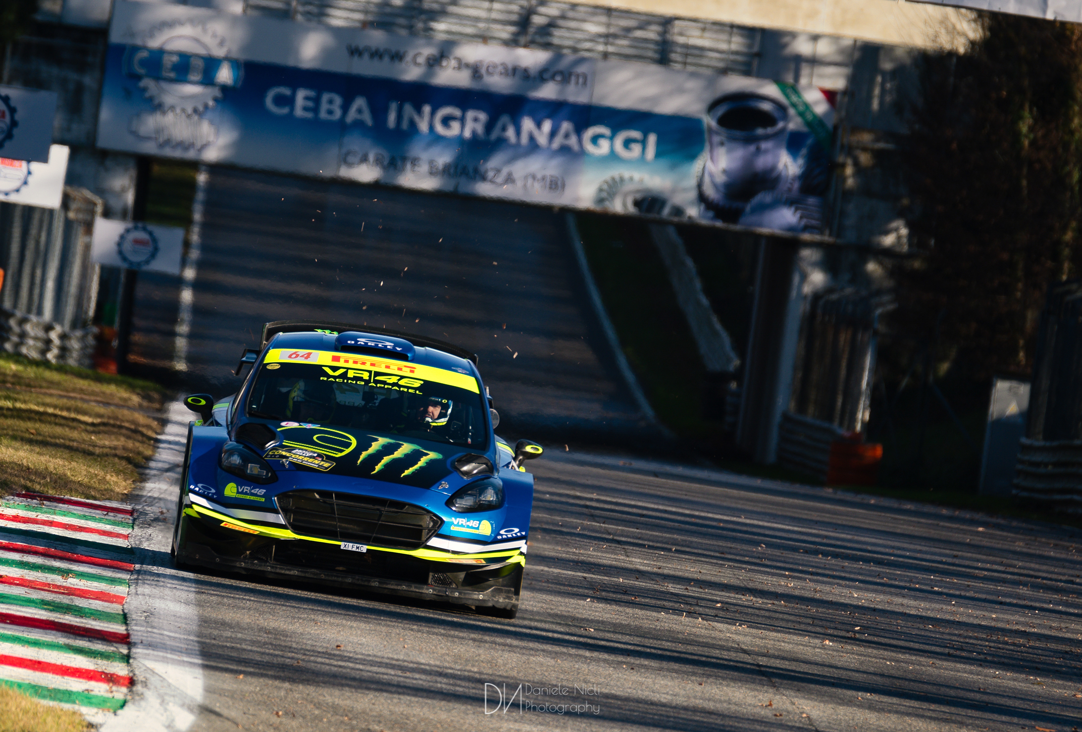 Monza Rally Show '18...