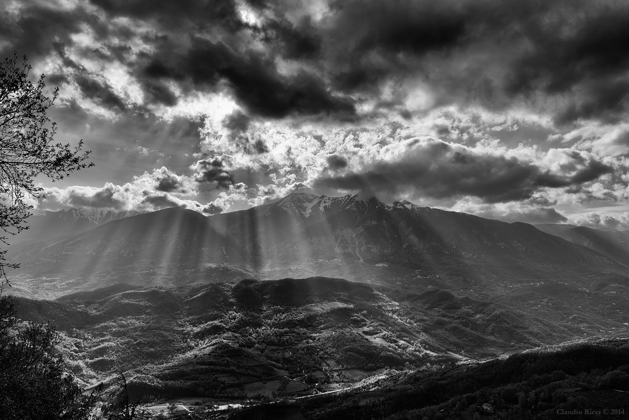 Valle Roveto (Aq), 2014...