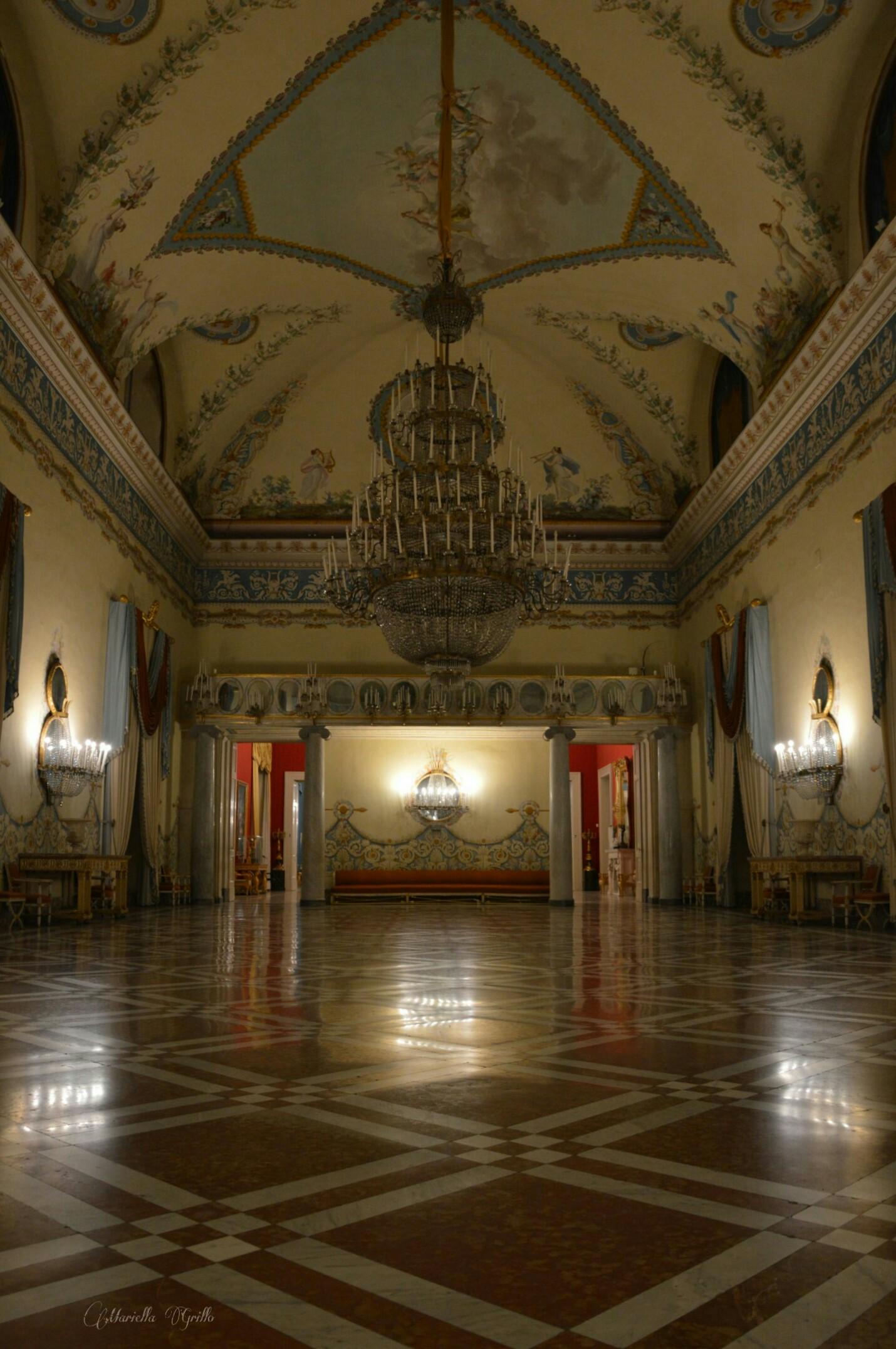 Naples. Museum of Capodimonte...