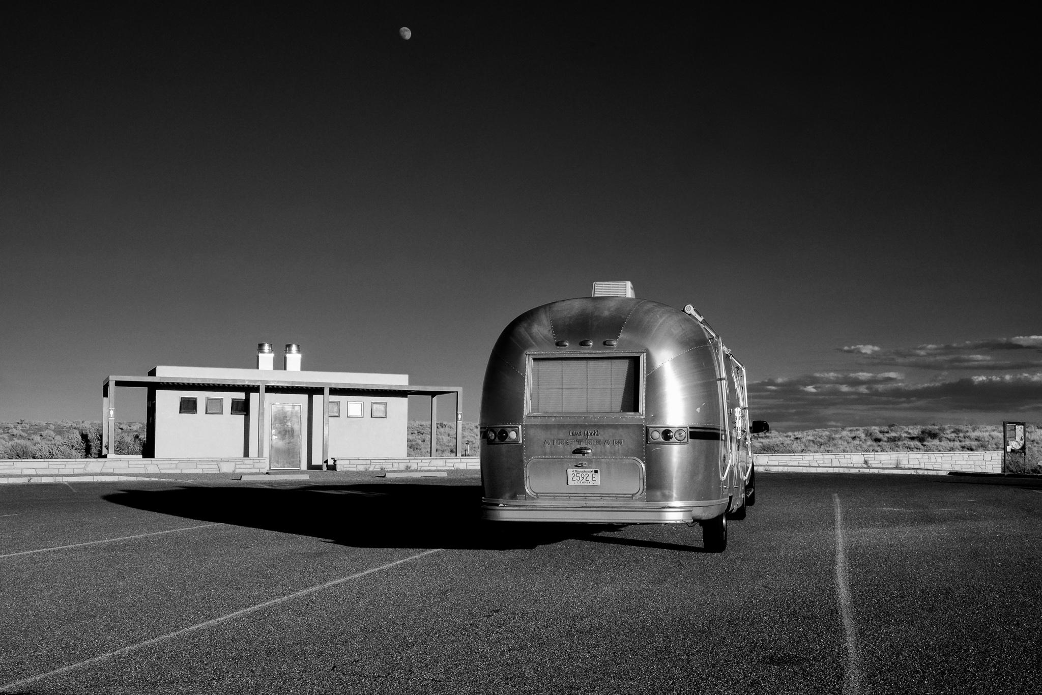 Airstream, New Mexico...