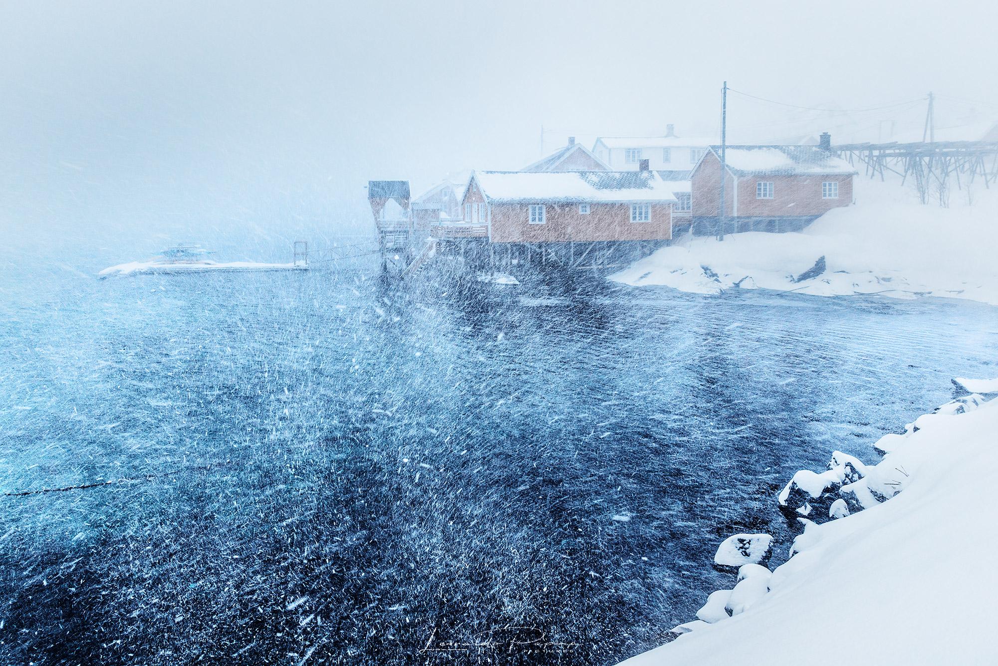 Snow Fury...