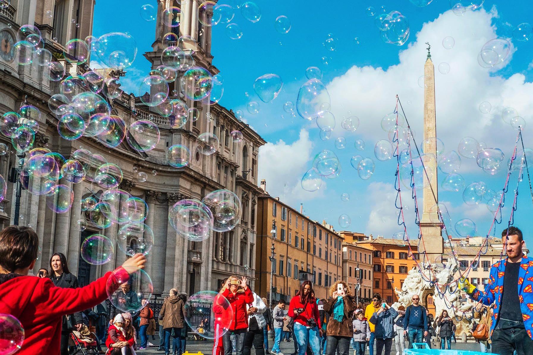 Bubbles Bubbles Bubbles...