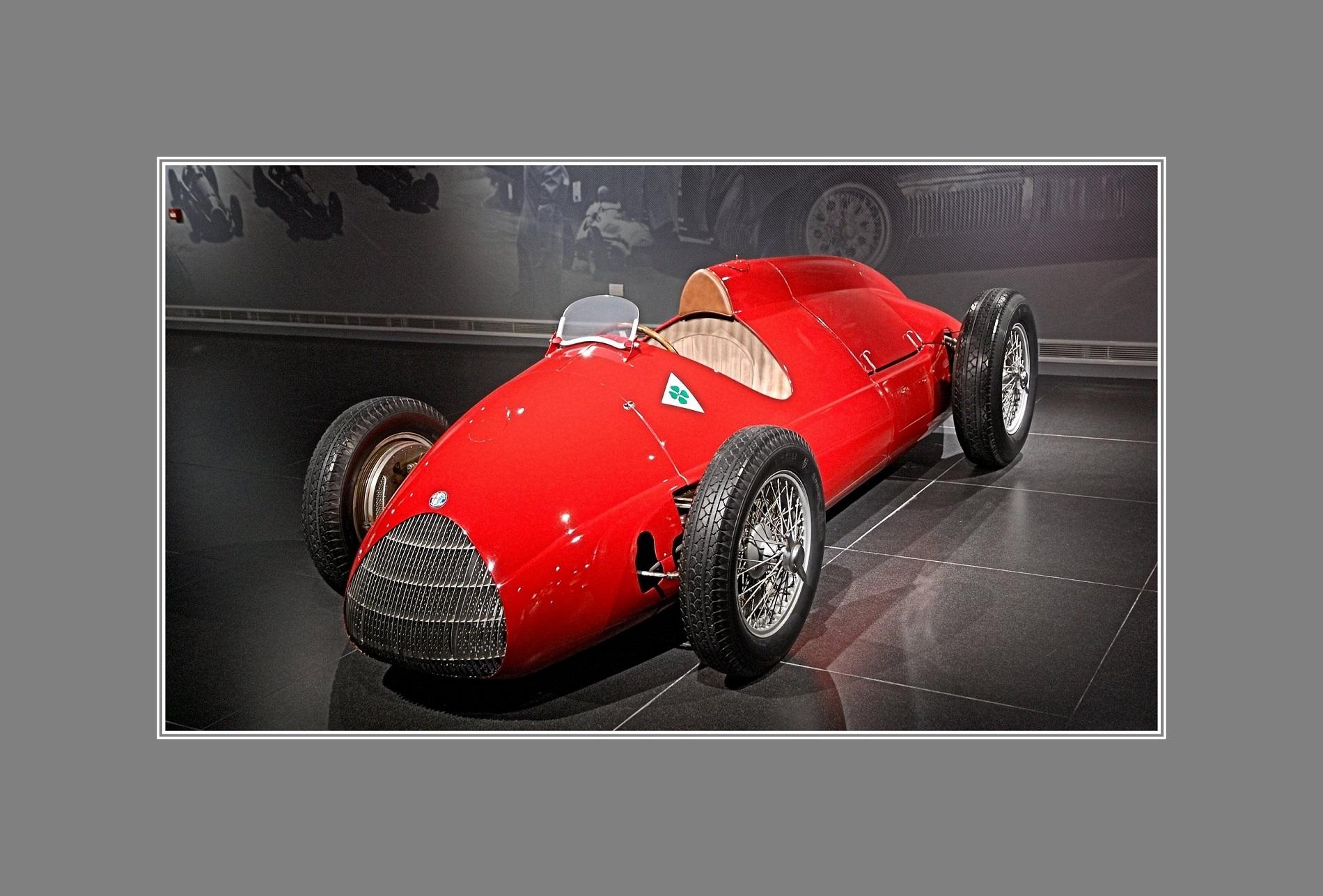 """gp tipo 159 """" alfetta """" - 1951..."""