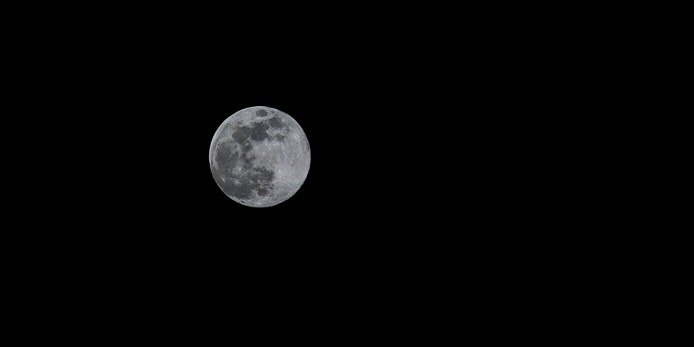 Supermoon (March, 21st)...