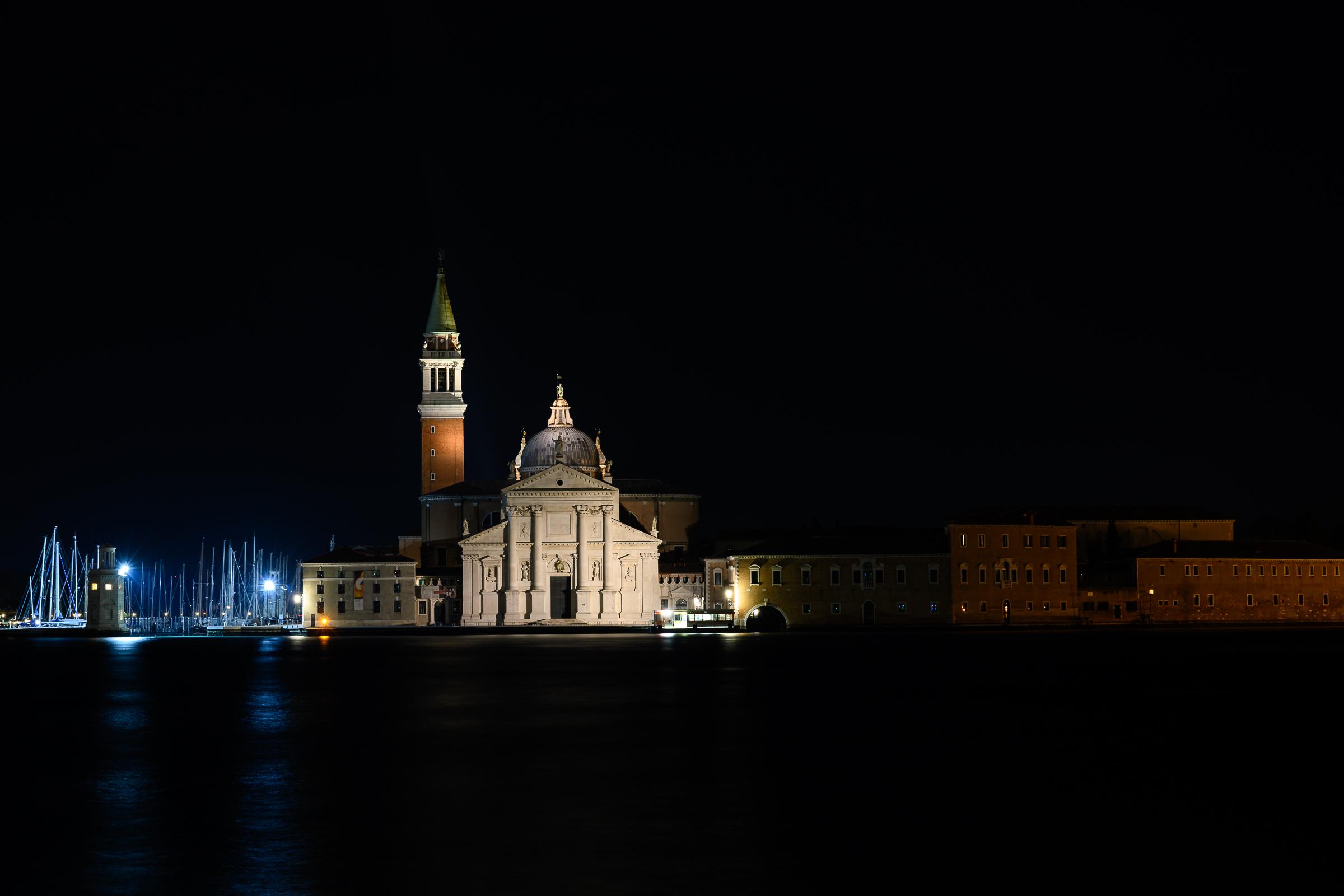 Night in Venice...