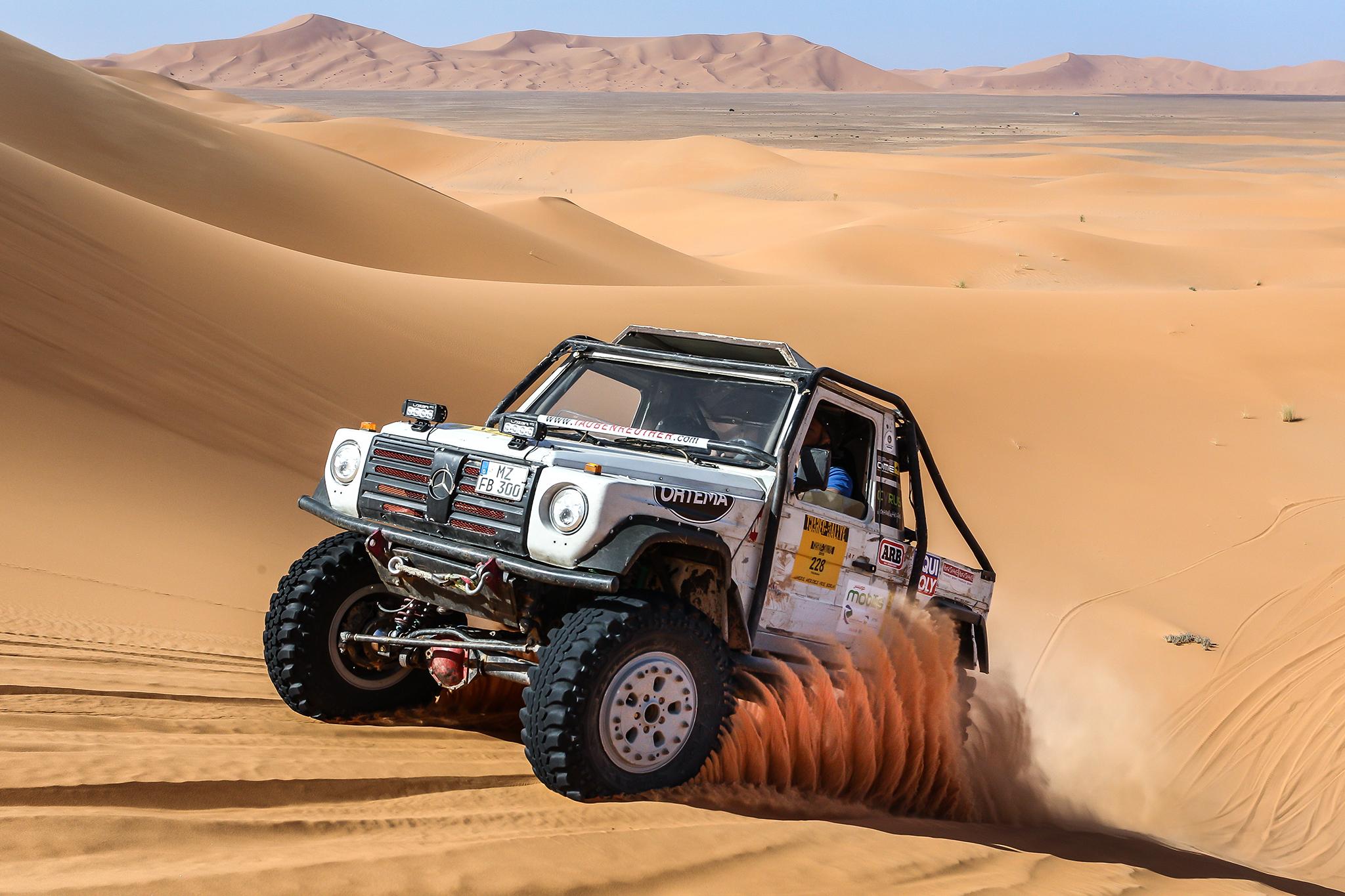 Tuareg Rallye 2019 - Algeria...