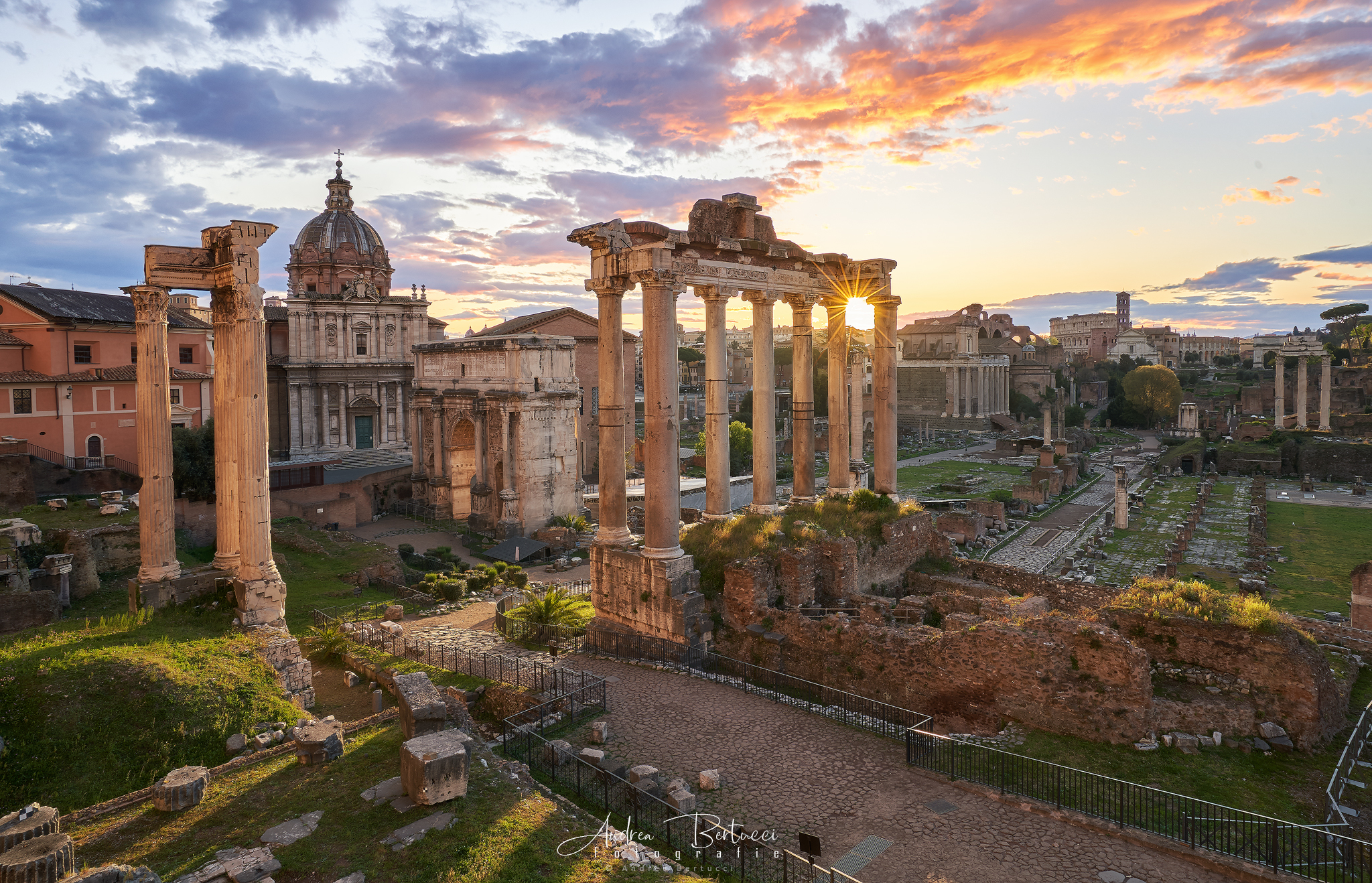 Roman Forum: the rising of a new dawn...