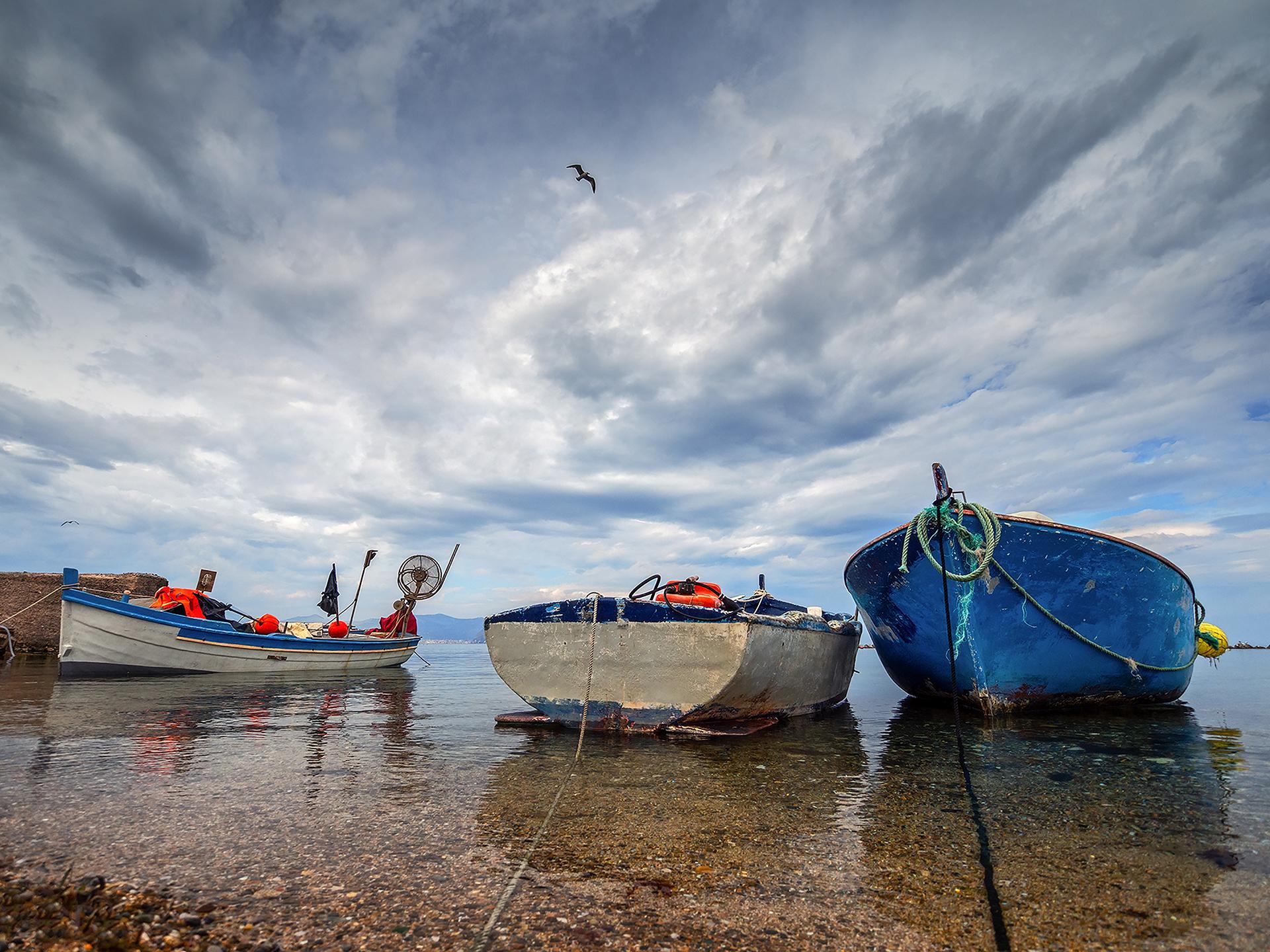 Boats........