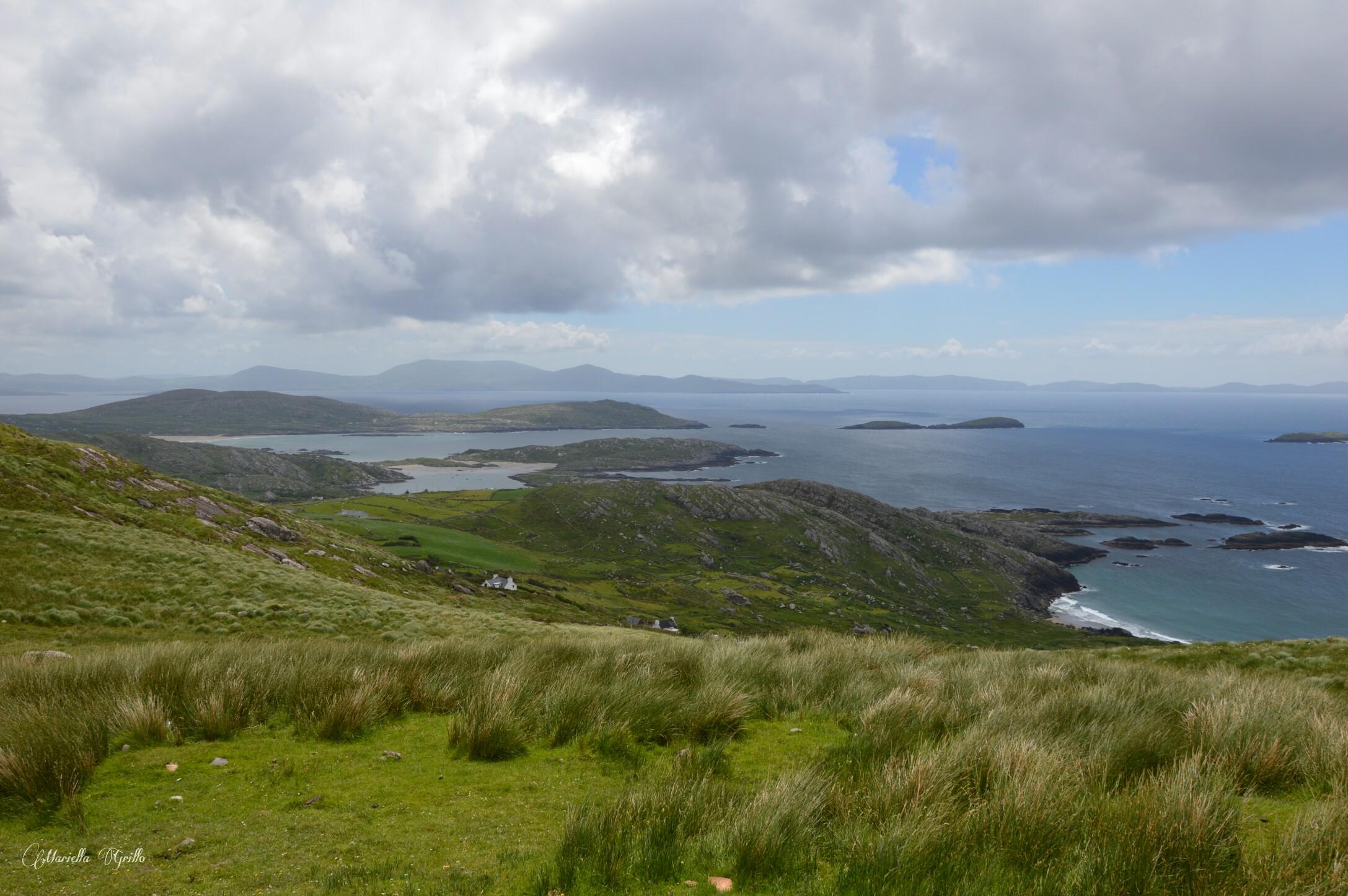 The Sky of Ireland...