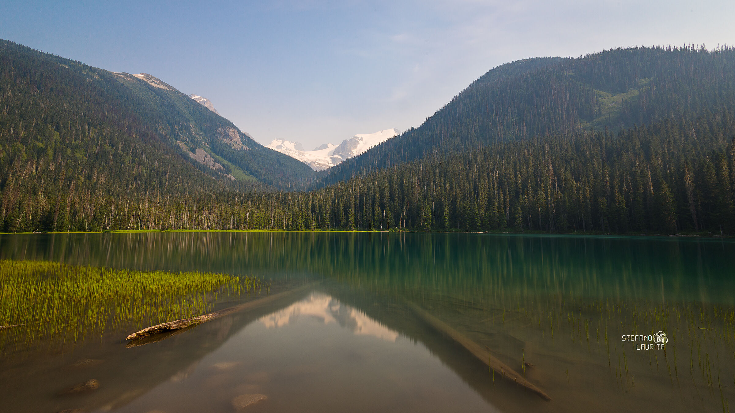 Smoky Joffre Lower Lake ...