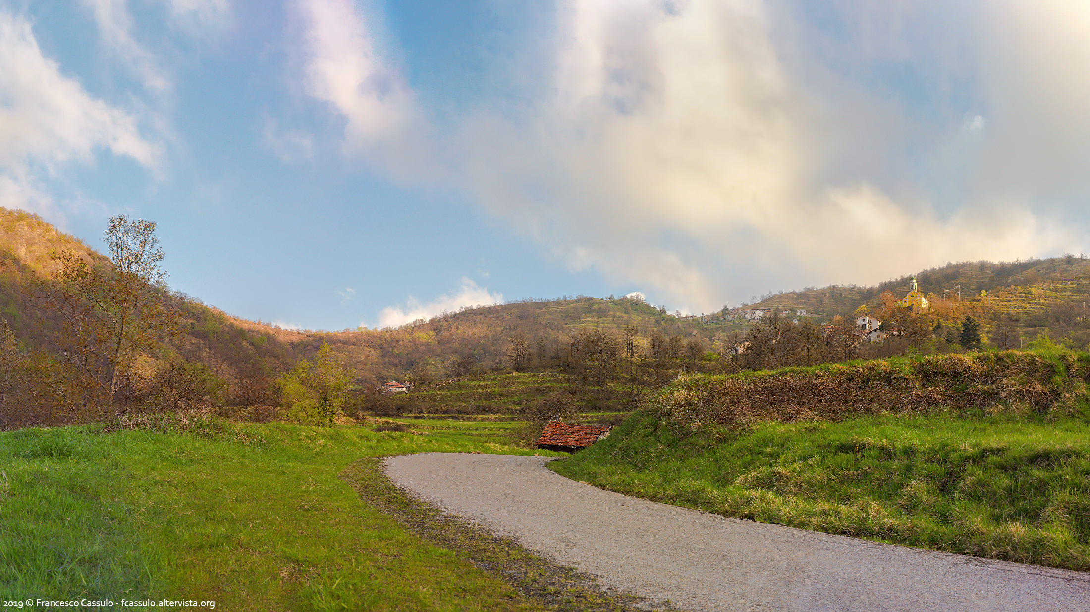 Alta Val Vobbia, Salted, Casareggio and Caprieto...