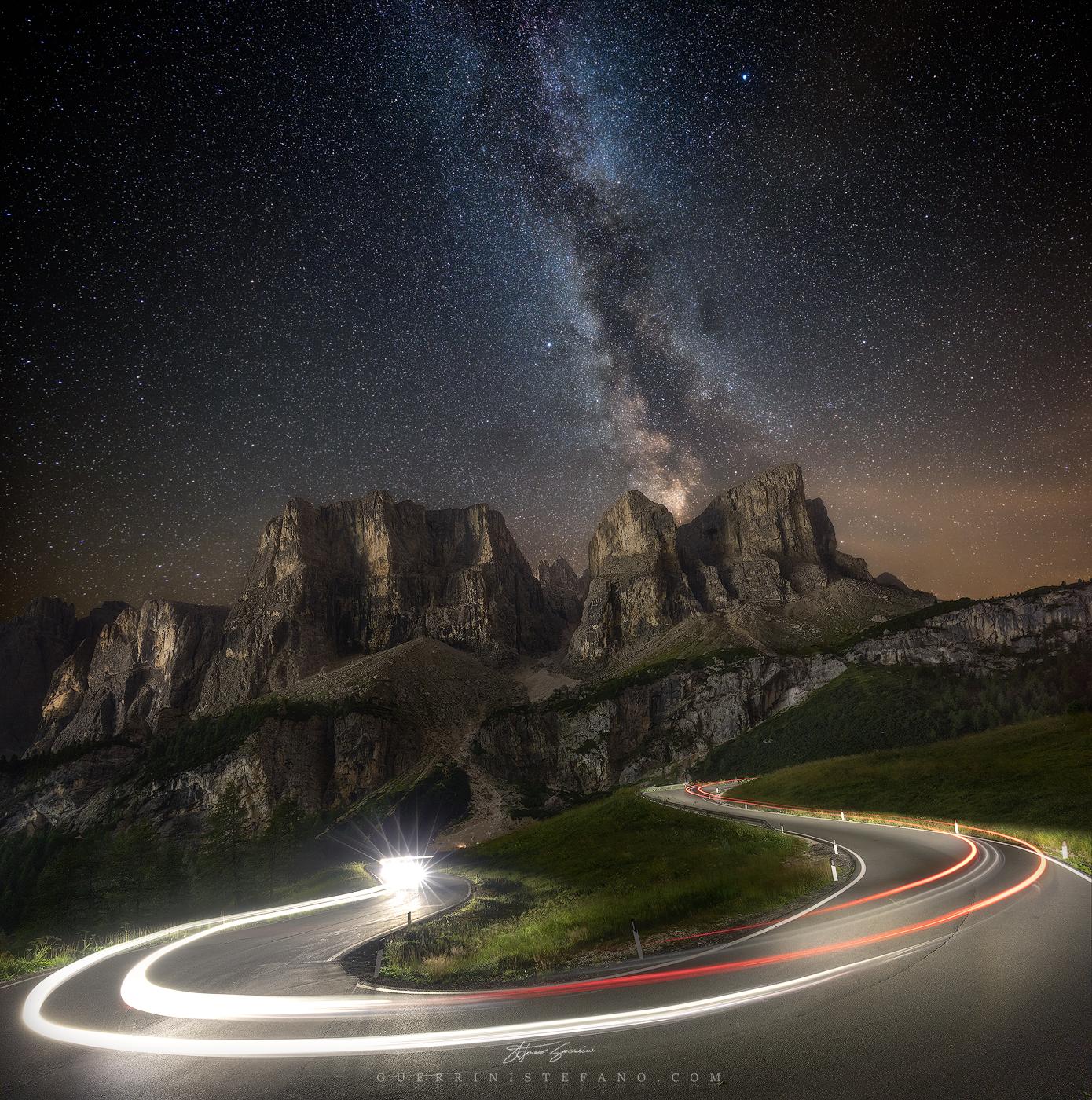 Dolomites Lights...