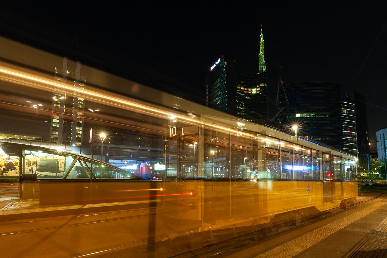 Milan by Night...
