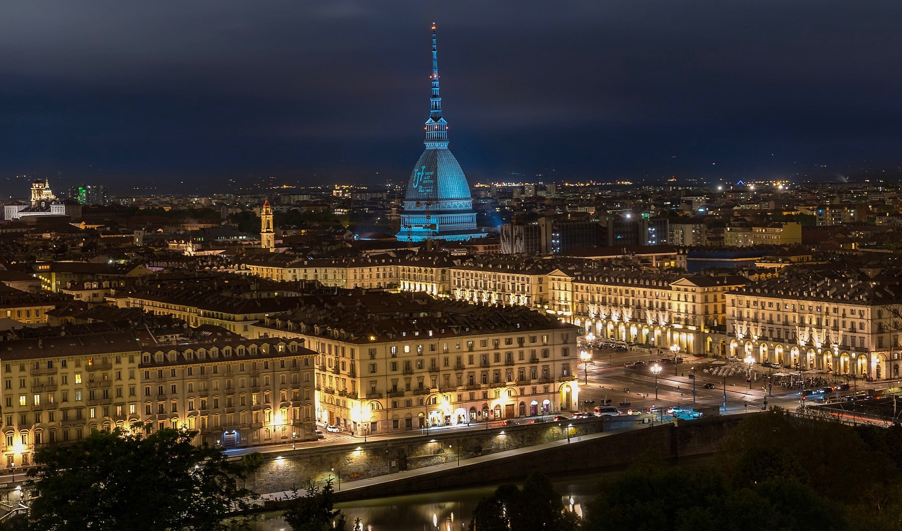 Turin Lights...