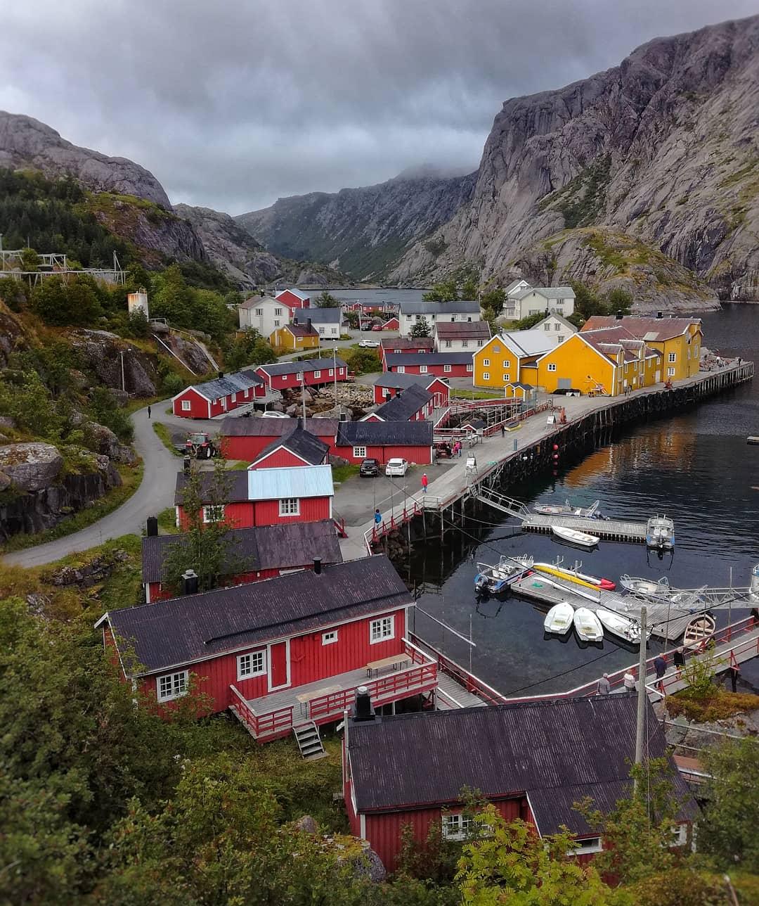 Nusfjord - Lofoten...