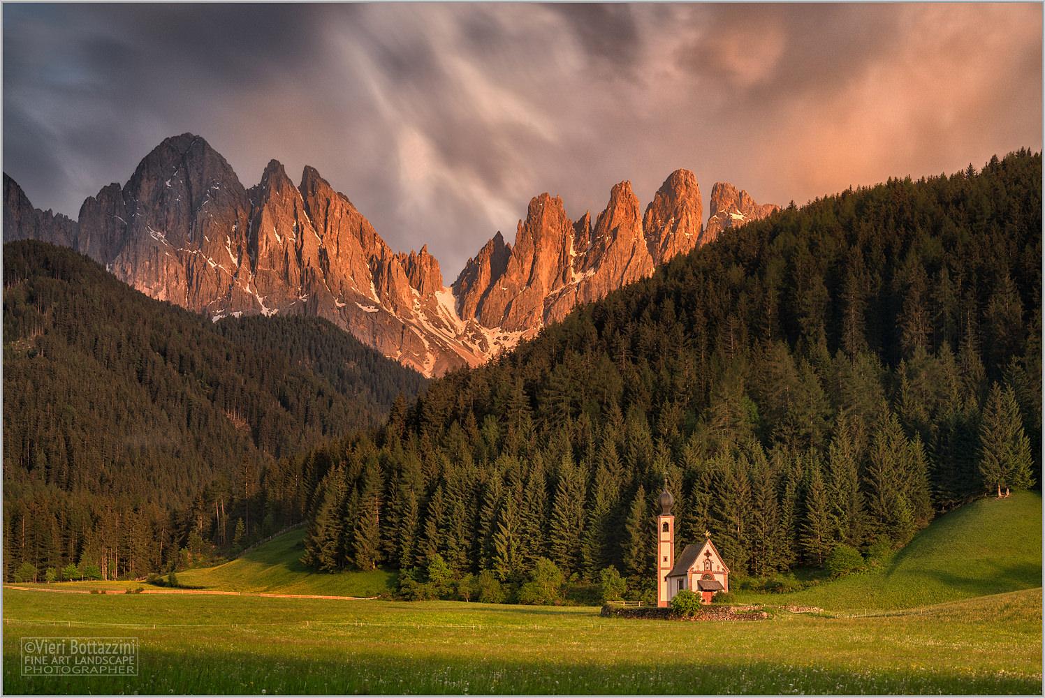 San Giovanni in Ranui, Dolomites...