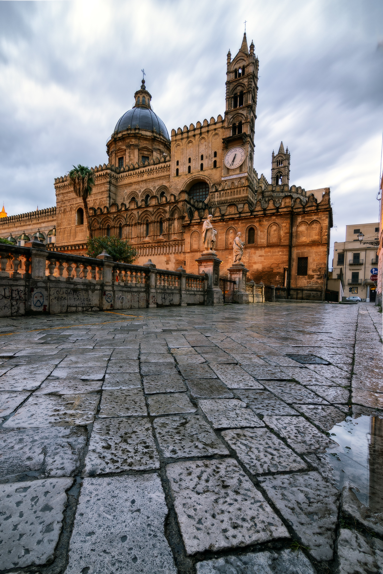 Palermo Cathedral...
