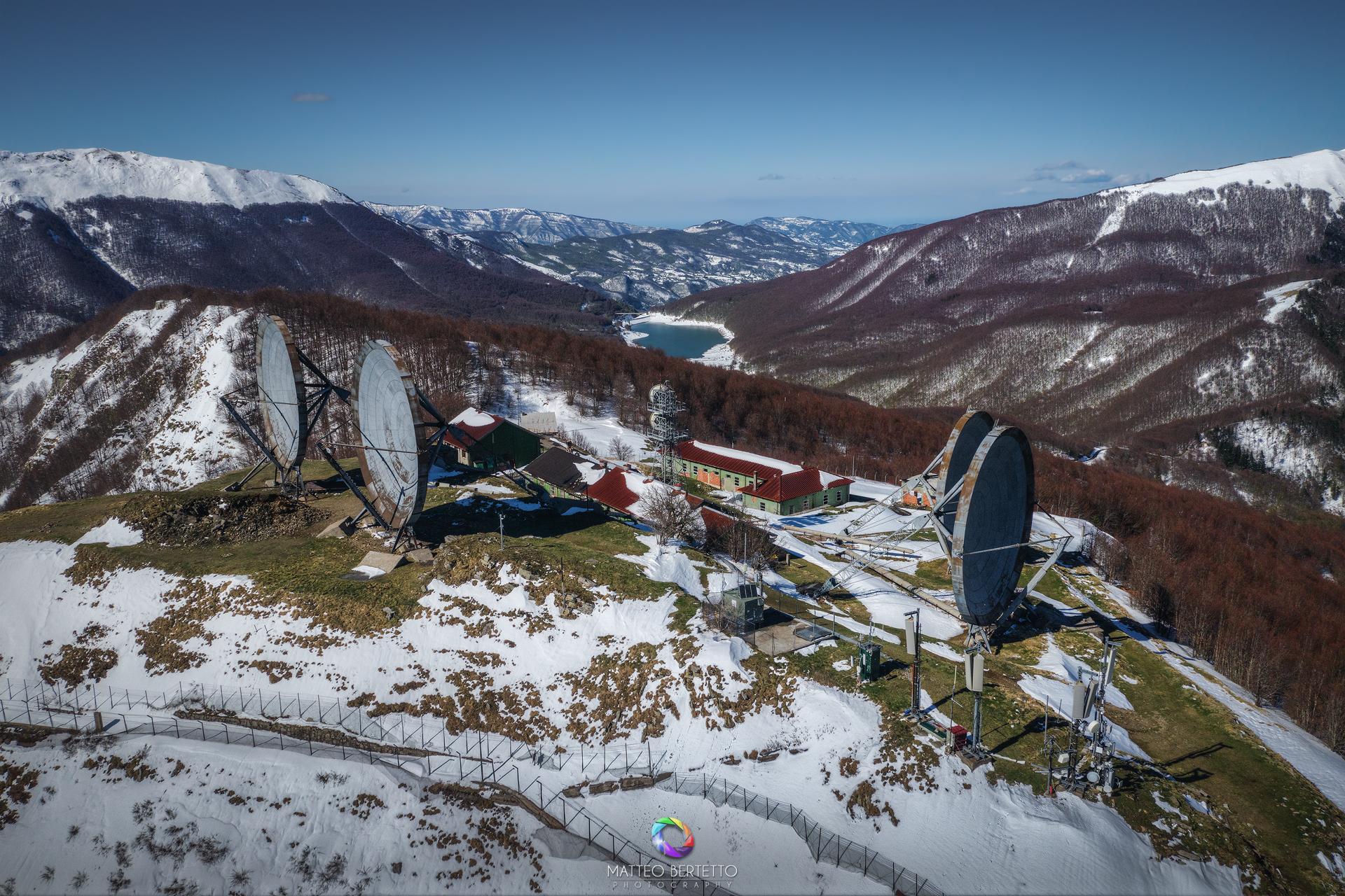 Ex Base Nato del Monte Giogo (ms)...