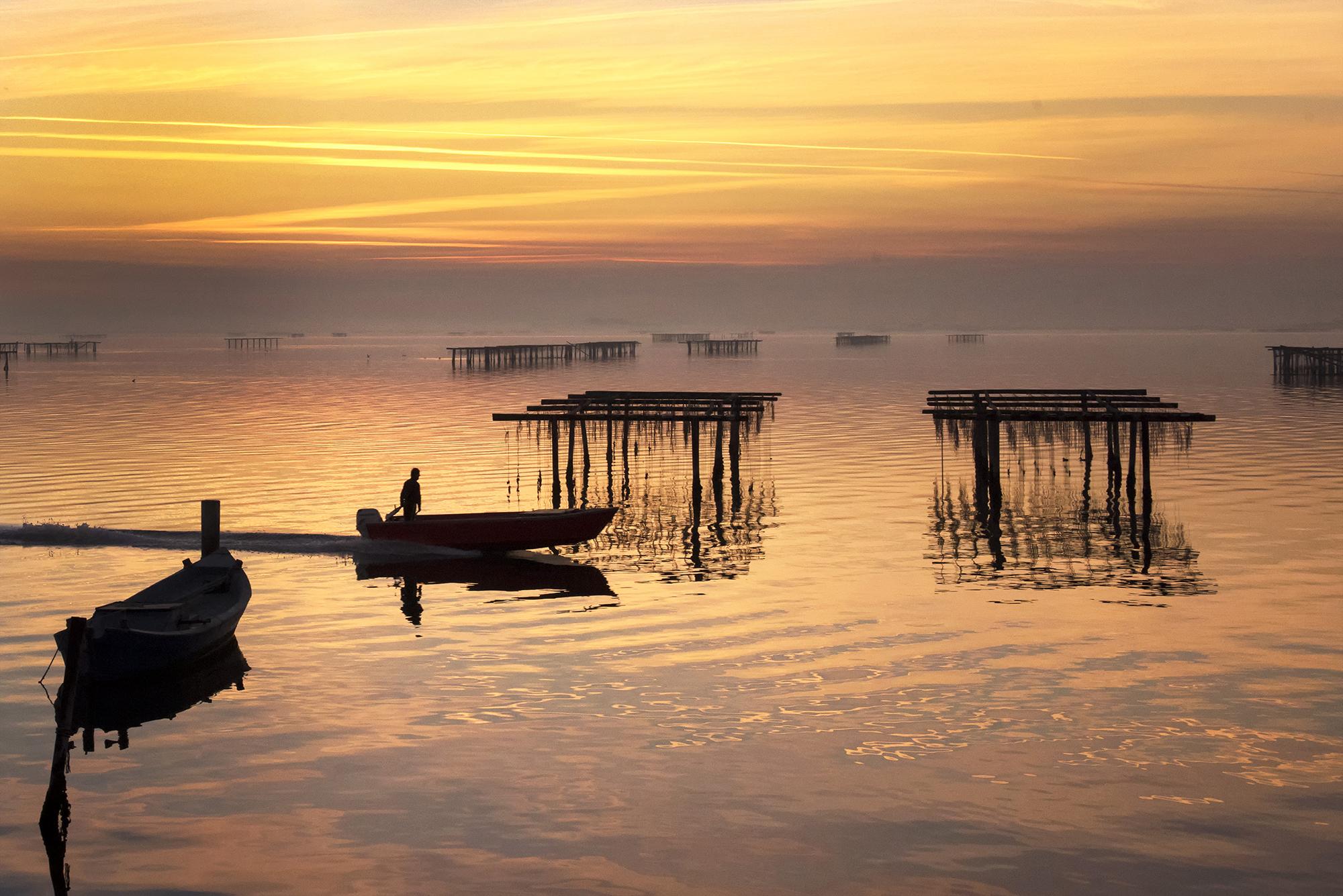 Sunset Lagoon...