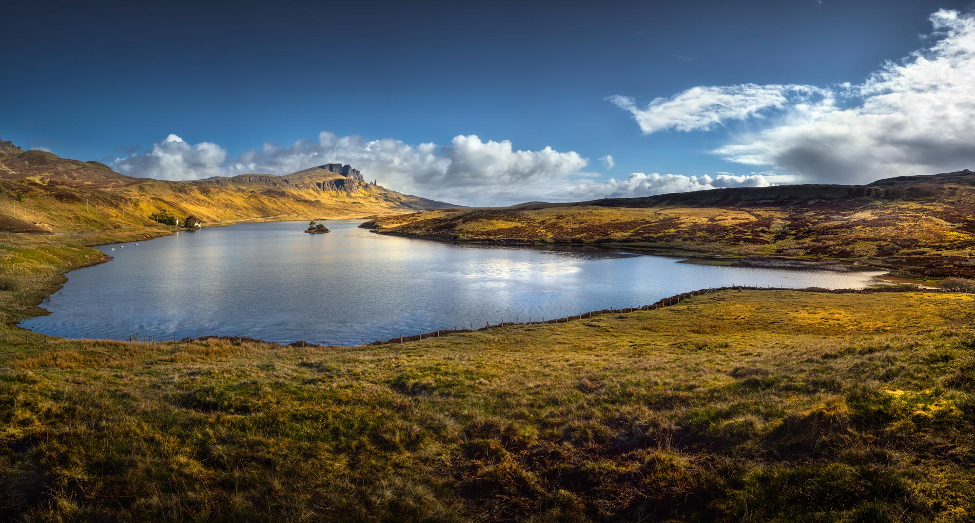 Loch Leathan...