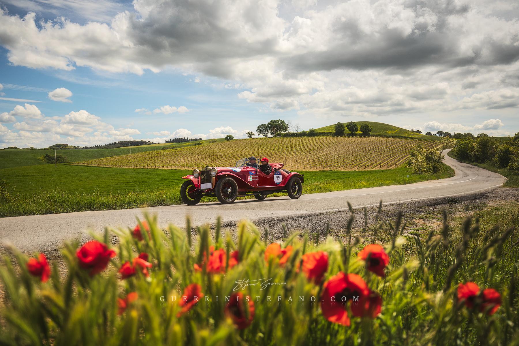 1000 miles 2019-Bonetti winning Moceri on Alfa...