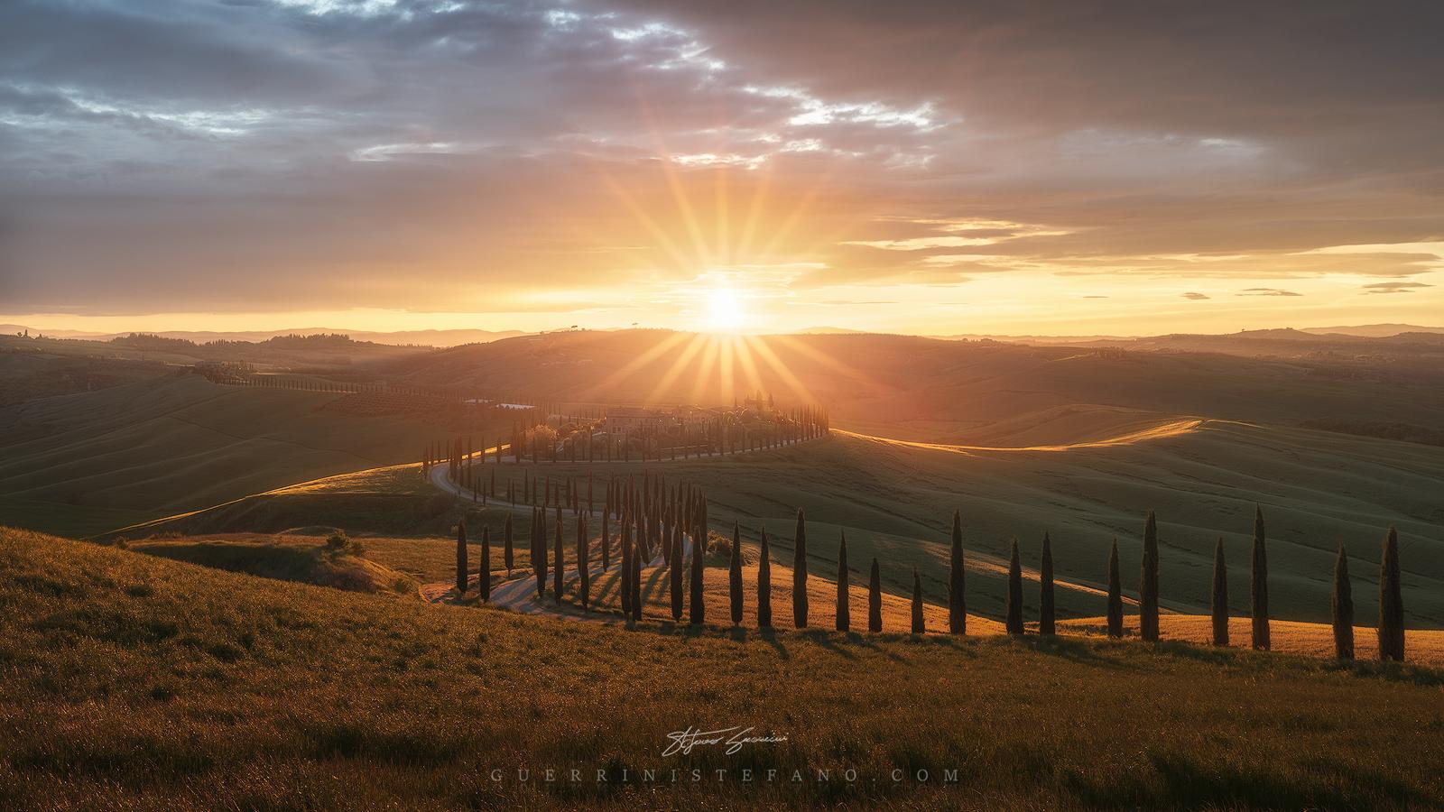 Let Tuscany Lights You...