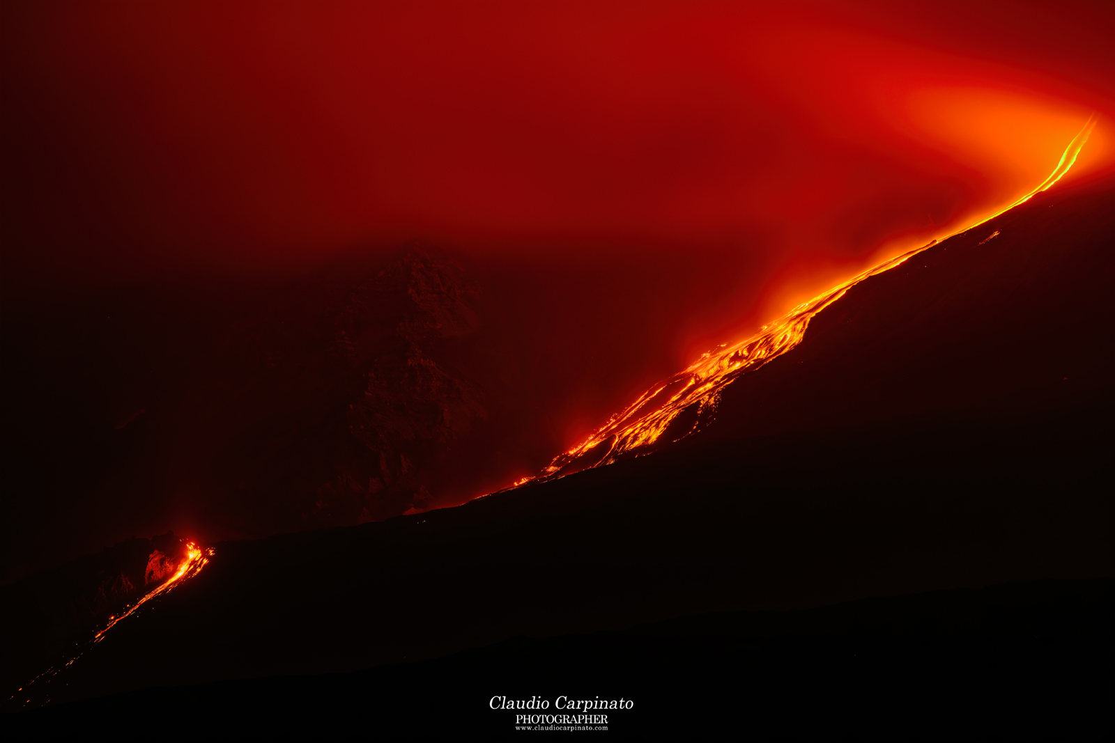 Etna, new show from NCSE...