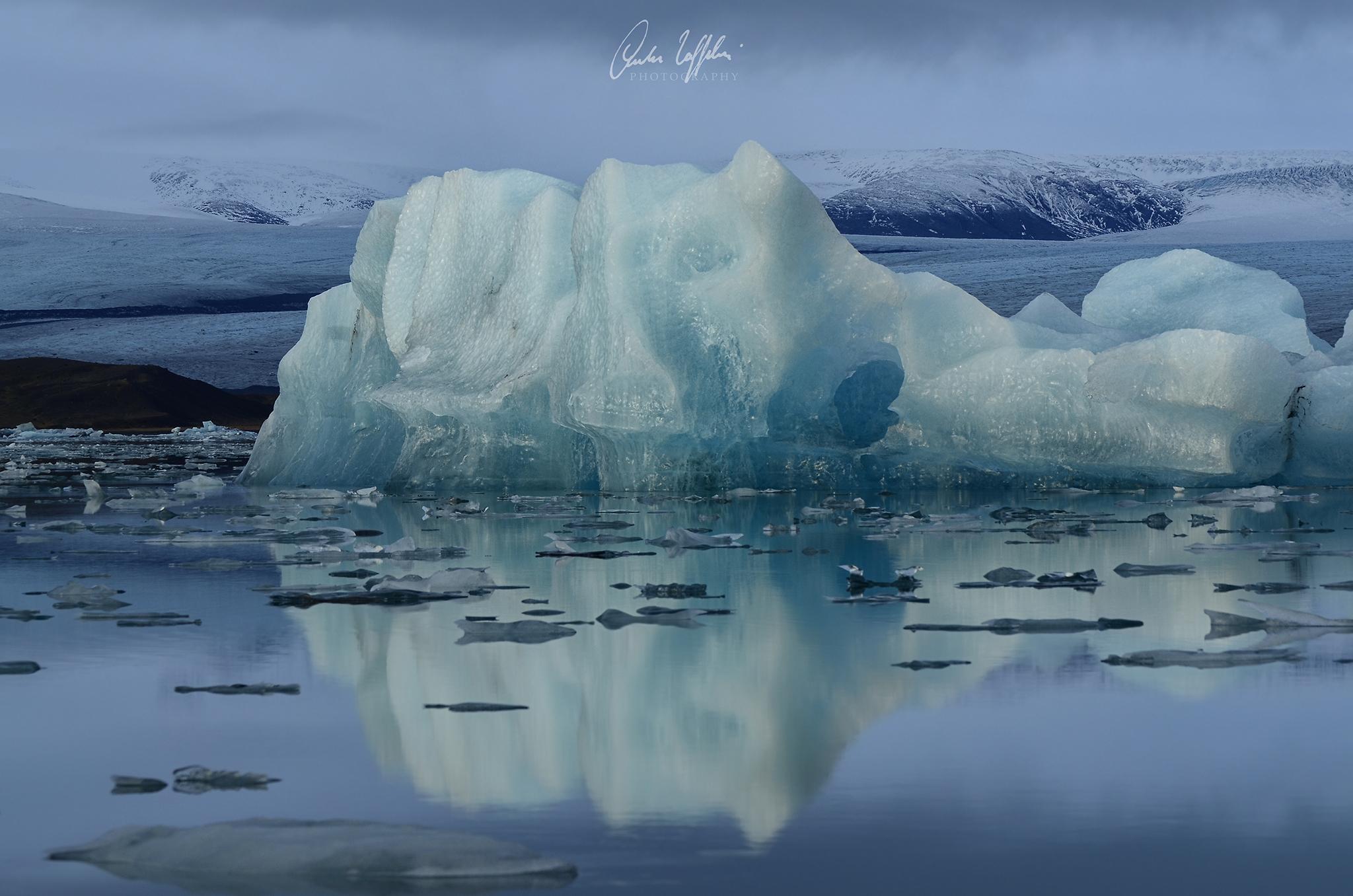 Glacial landscape...
