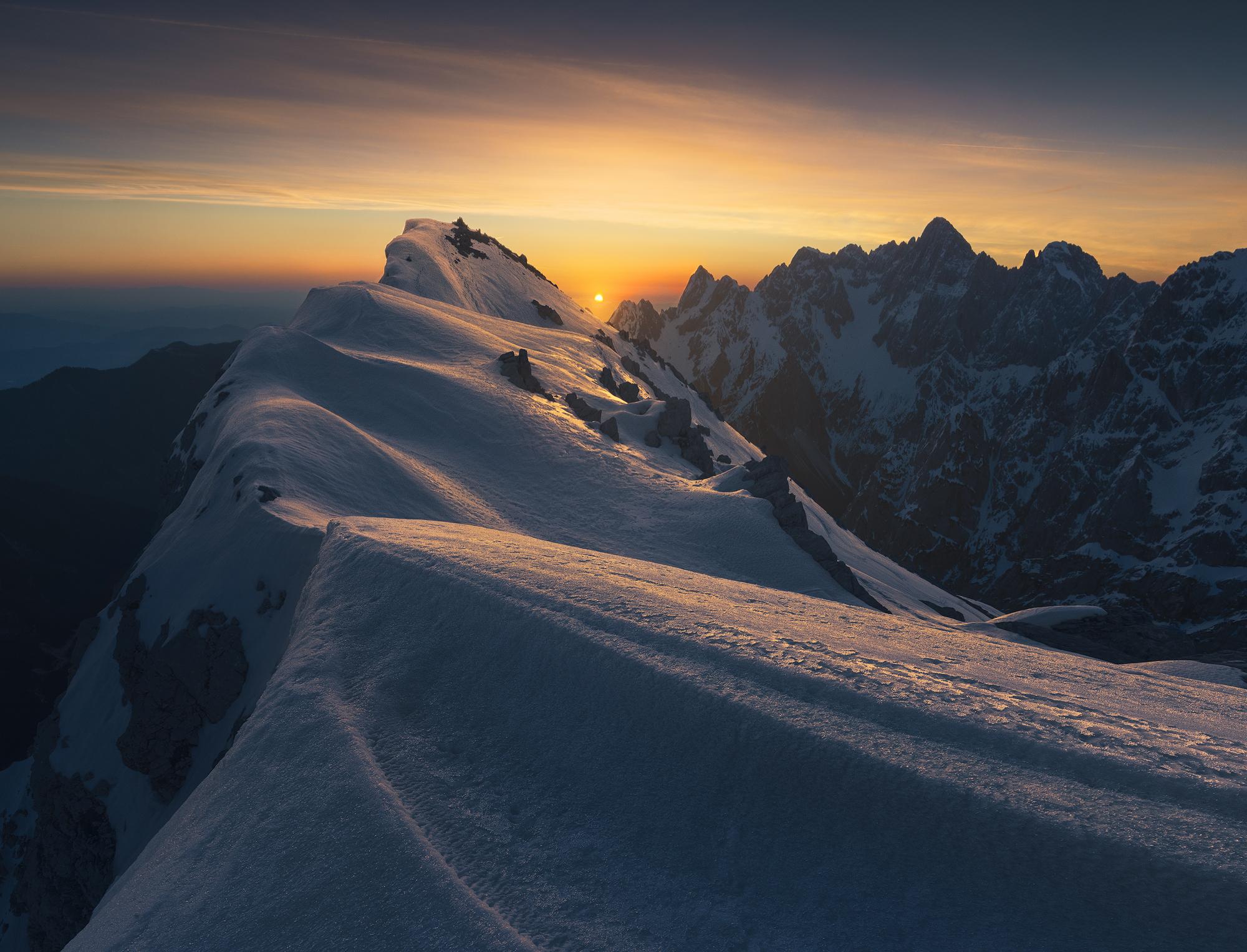 Last Sunrise...