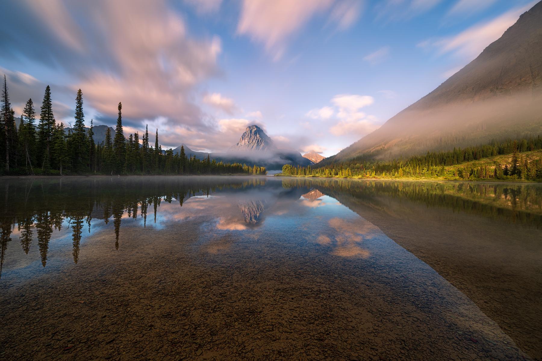 Pray Lake...