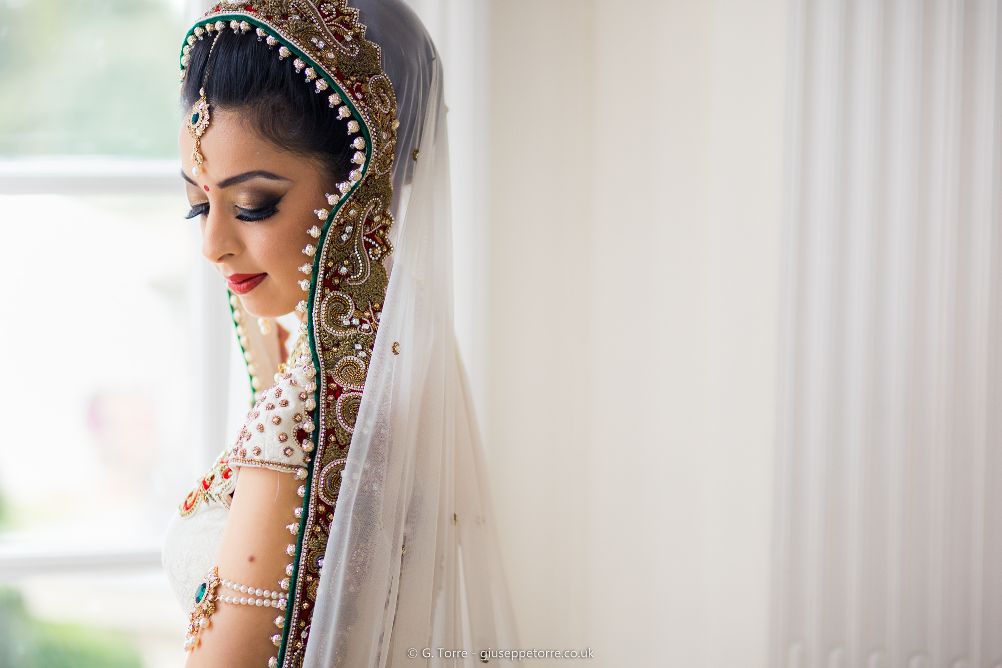 The Indian Beauty...