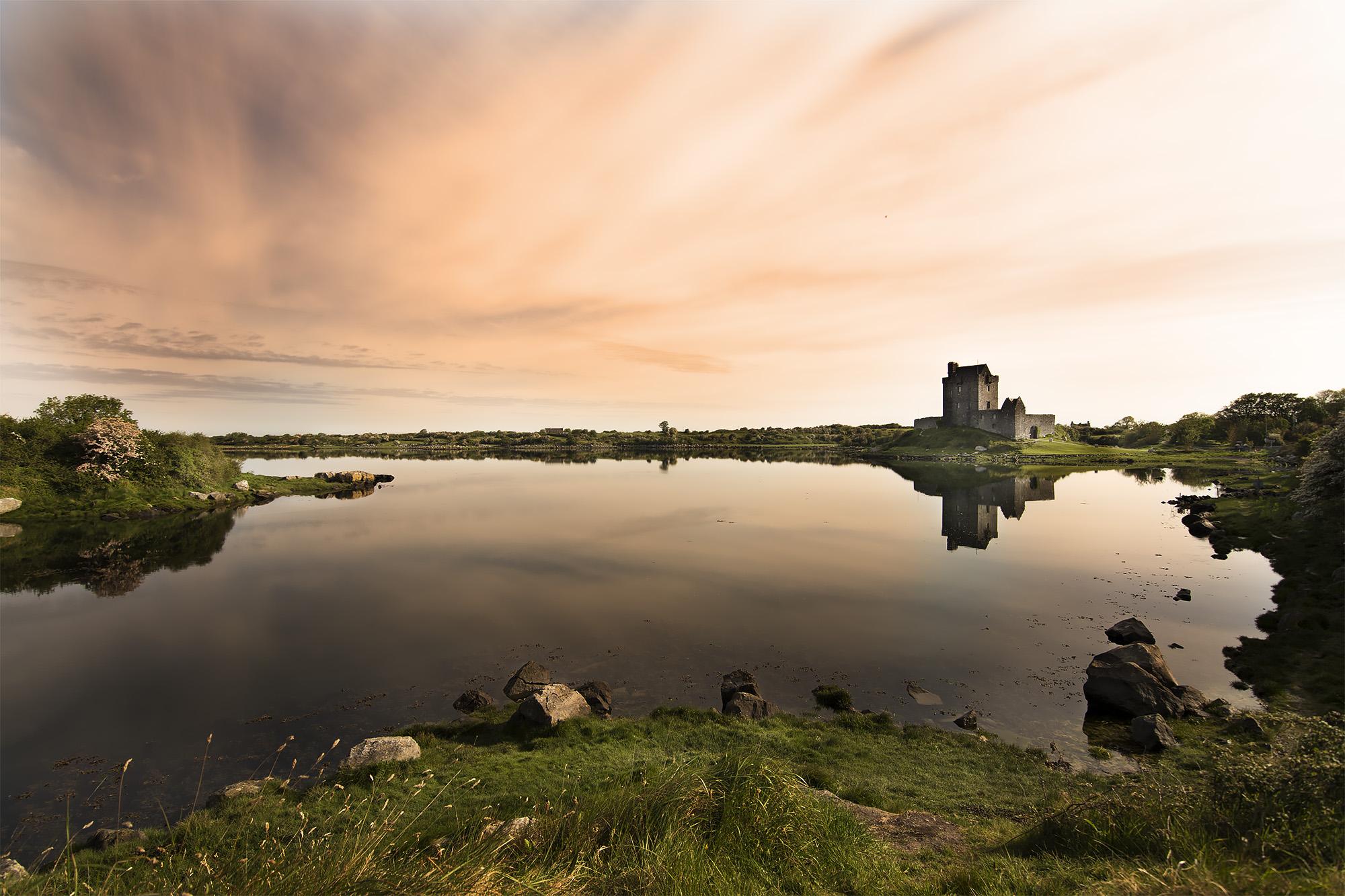 Ballenay Castle...