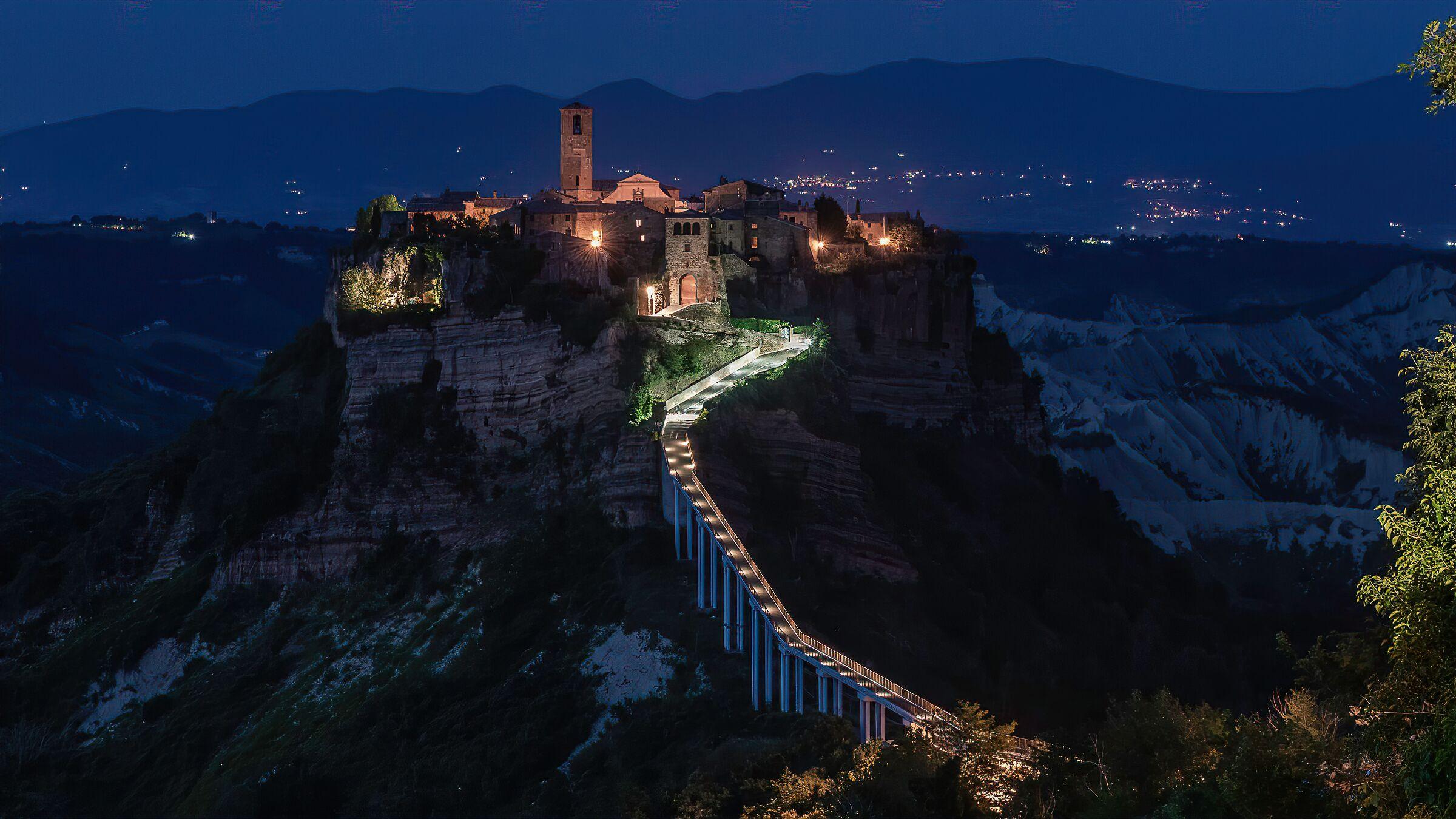 The enchanted village... Civita di Bagnoregio...